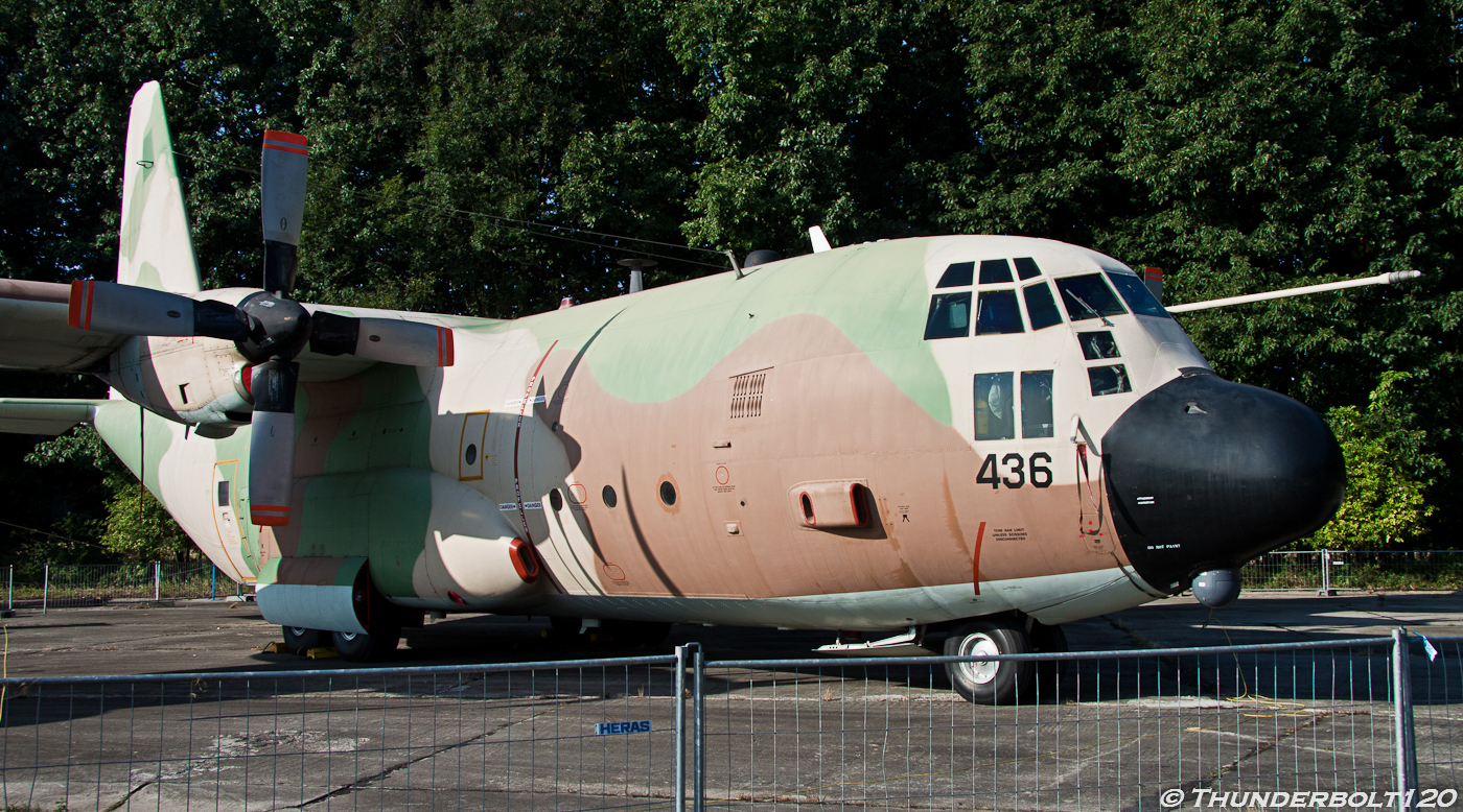 C-130H Hercules 436