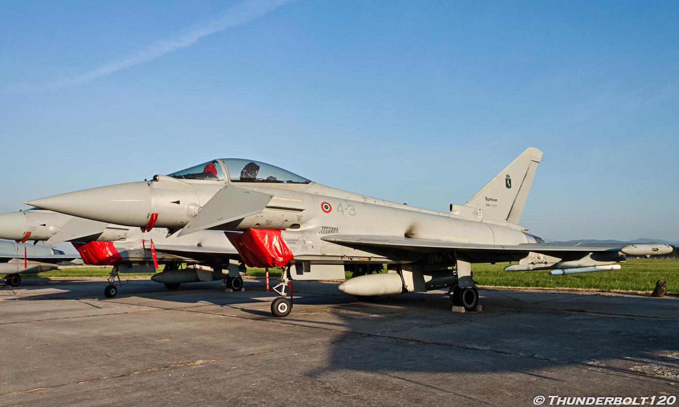 Eurofighter Typhoon S 4-3