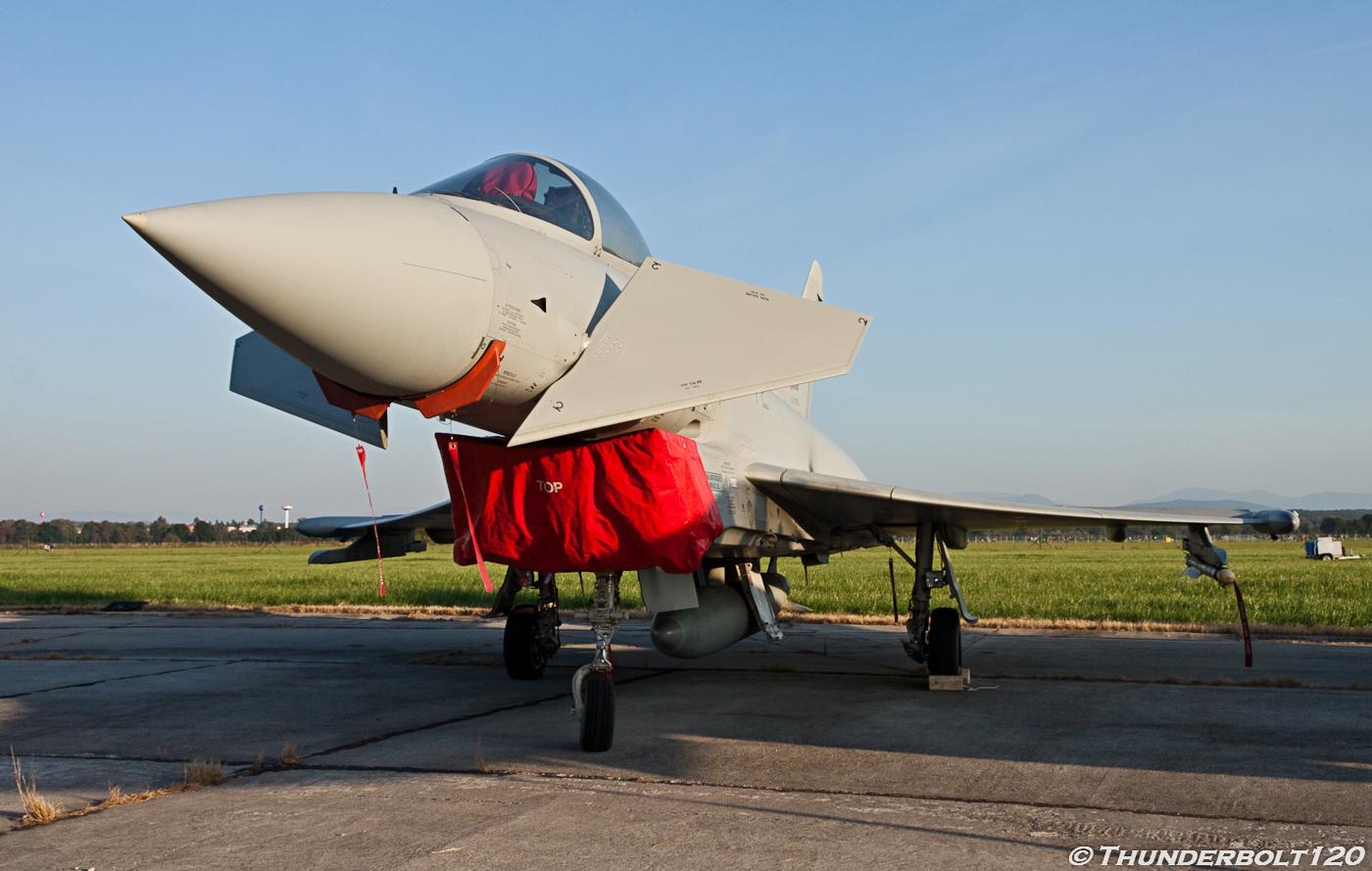 Eurofighter Typhoon S 4-2