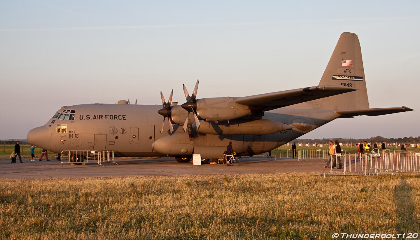 C-130H Hercules 91-9143