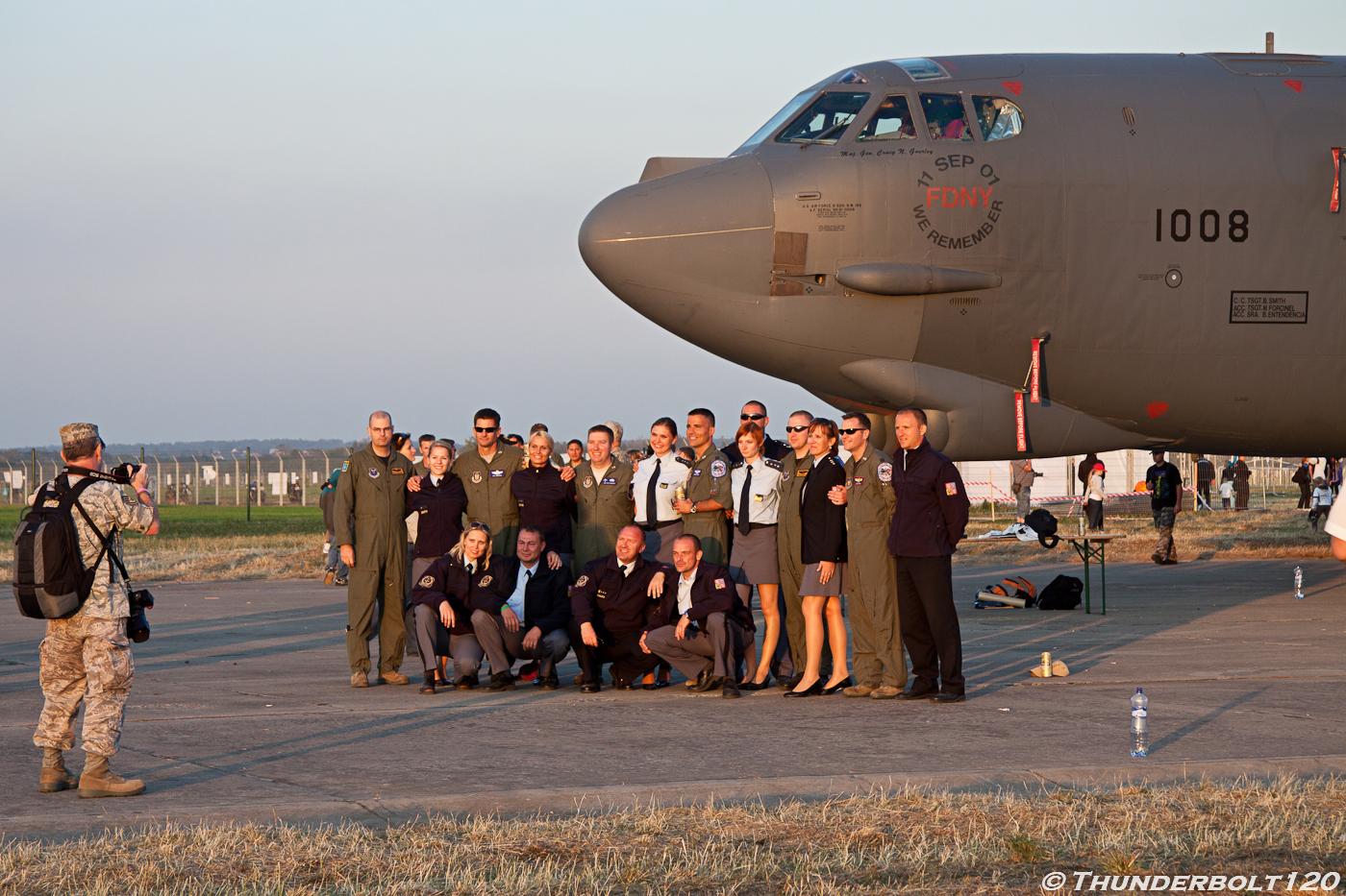 Crew of B-52