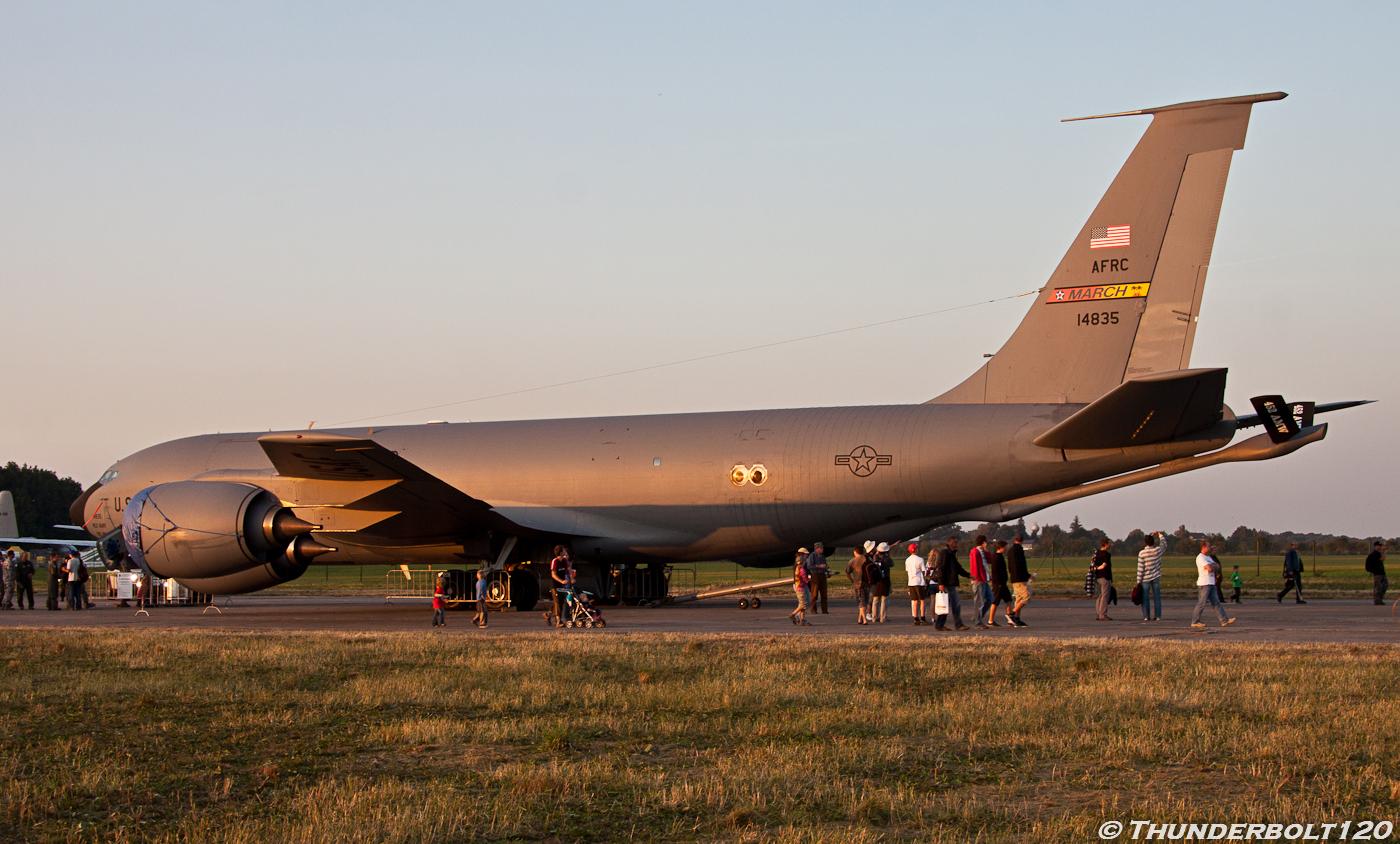 KC-135R Stratotanker 64-14835