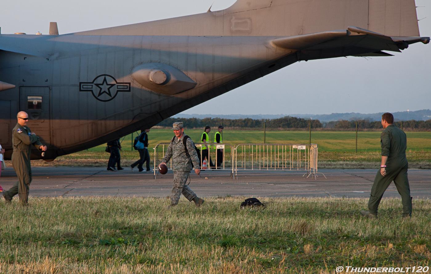 Fun at NATO Days