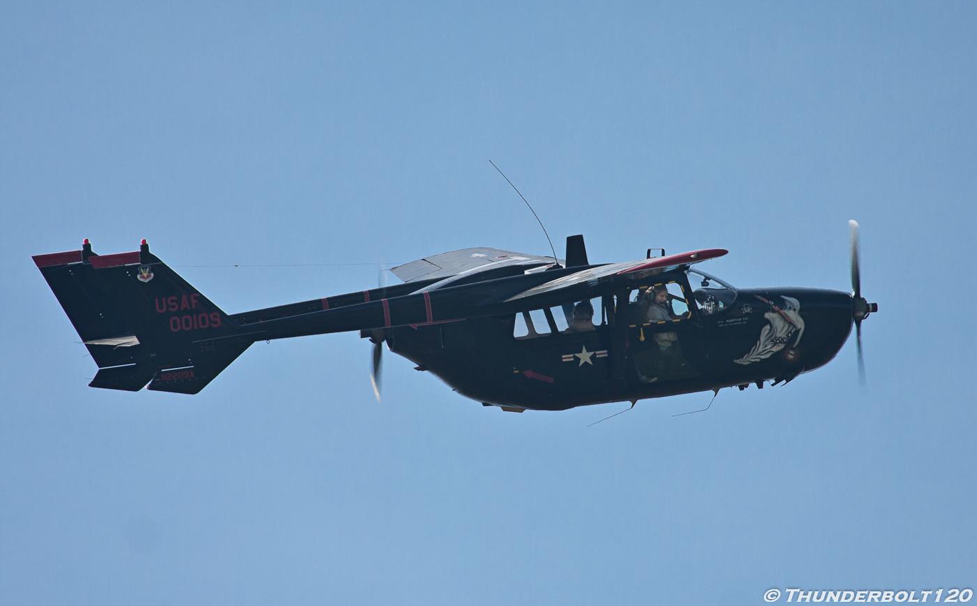 Cessna 337 Super Skymaster N2209X