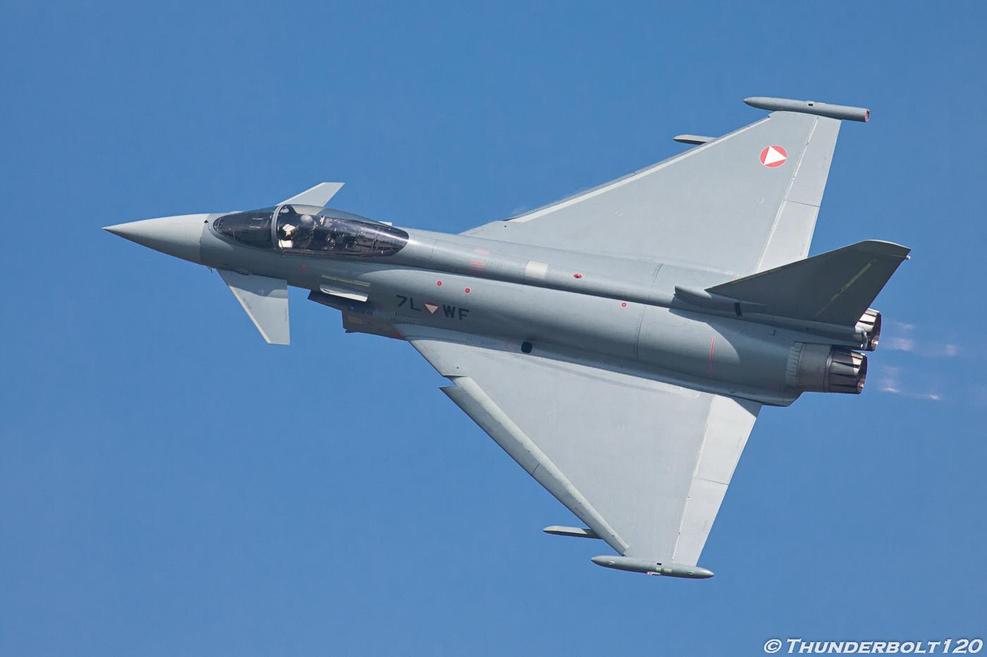 Eurofighter Typhoon S 7L-WF