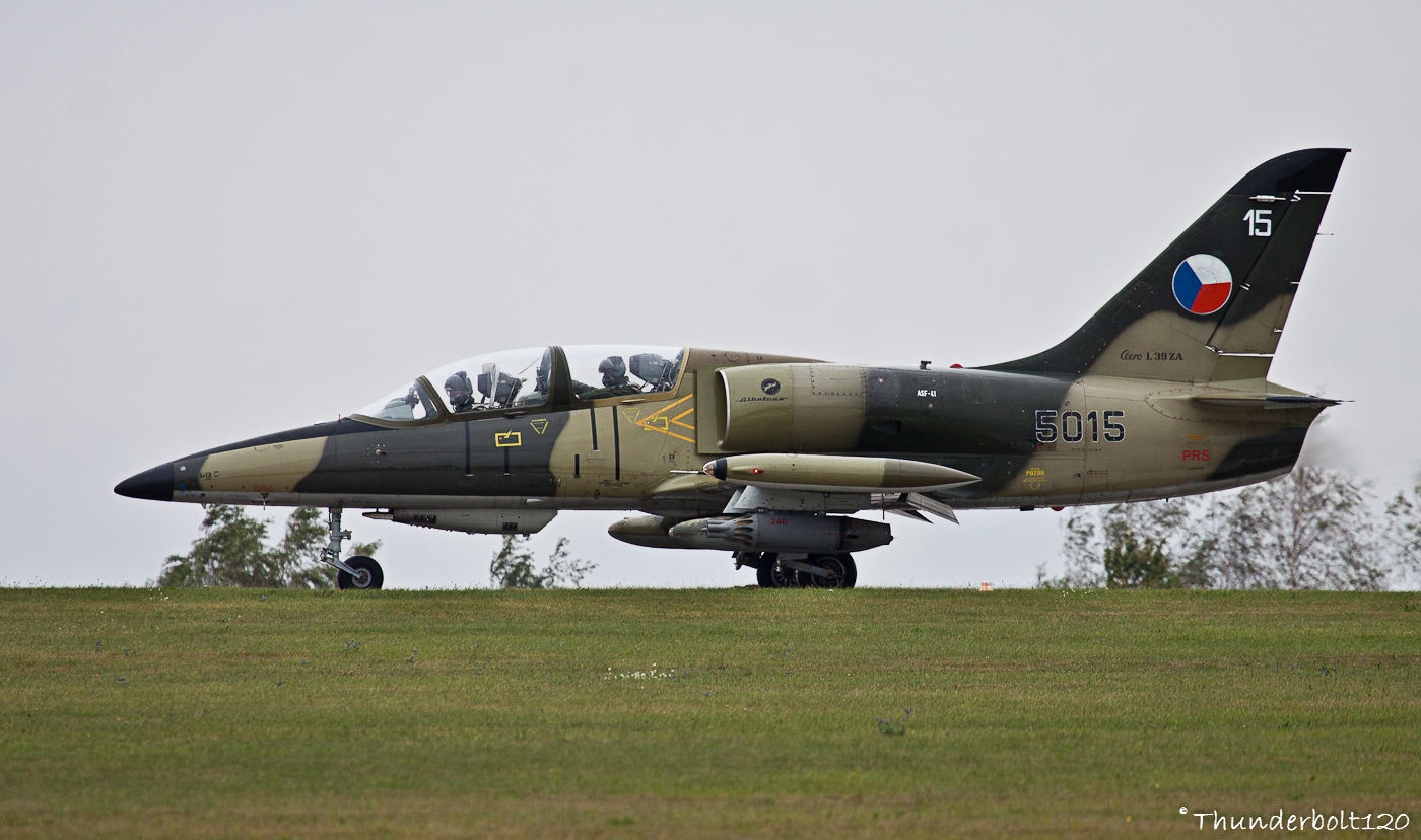 L-39ZA Albatros 5015