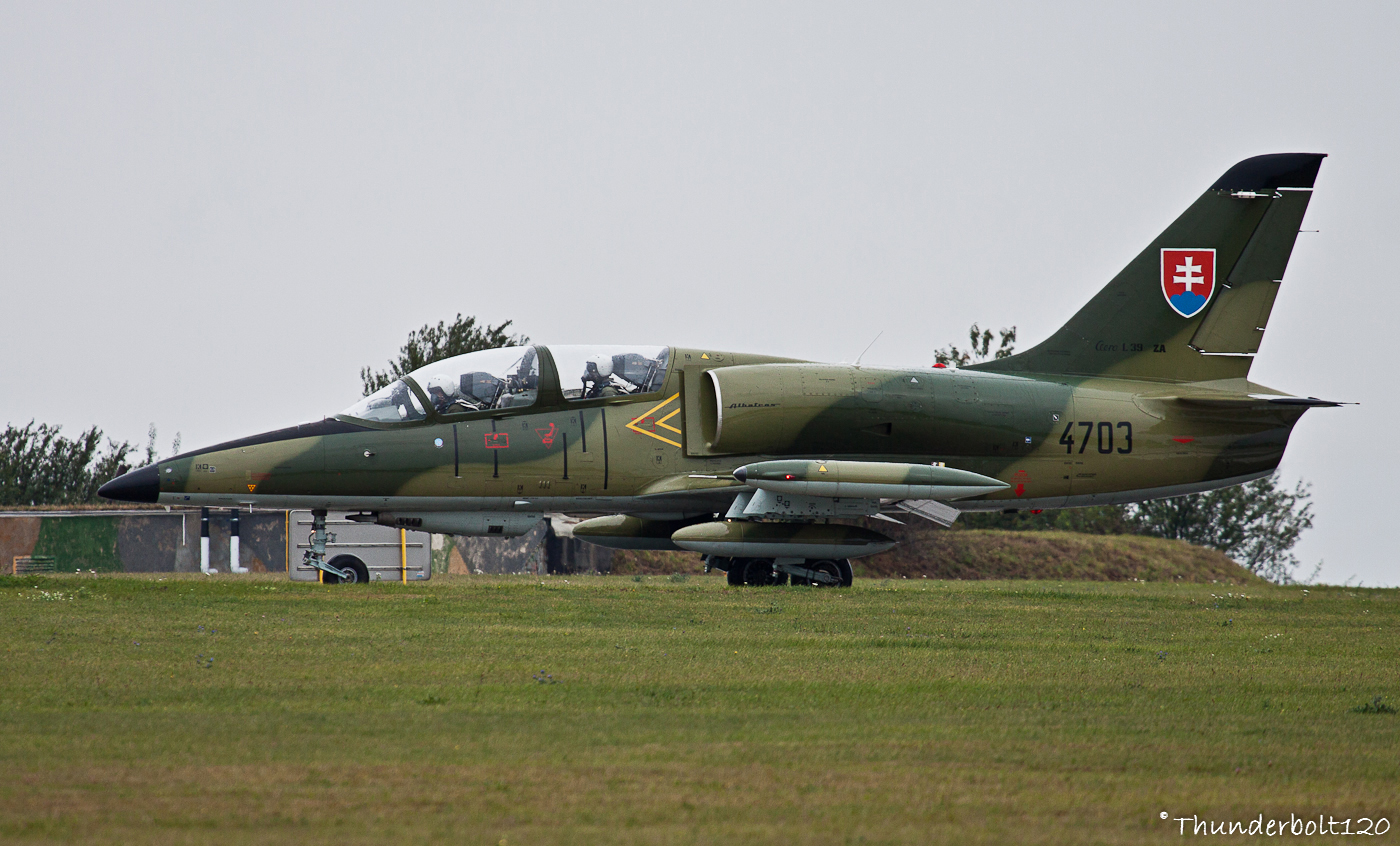 L-39ZAM Albatros 4703