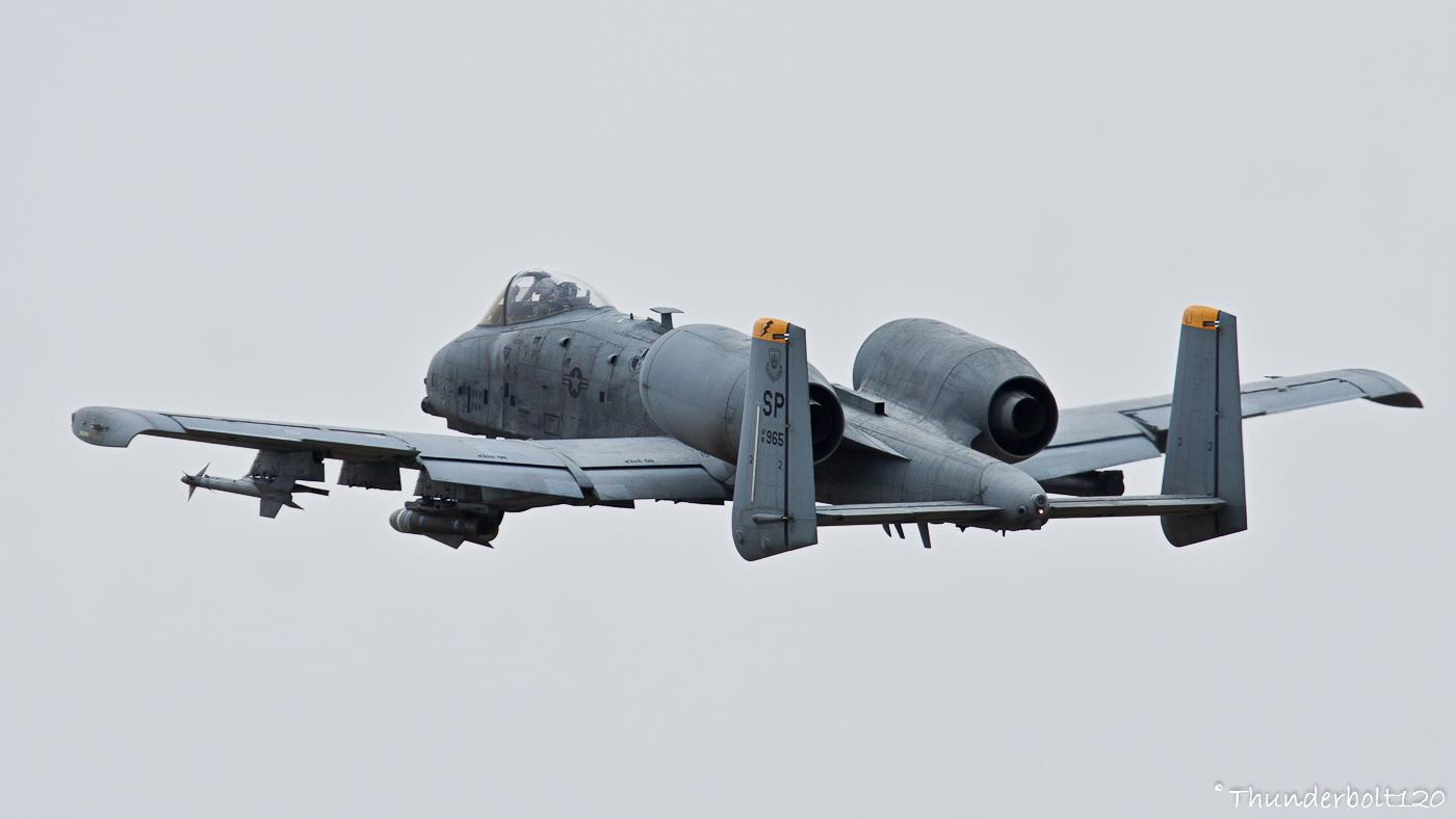 A-10C Thunderbolt II 81-0965