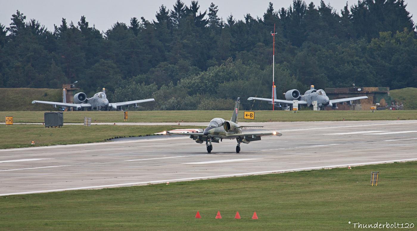 Aero L-39ZAM Albatros