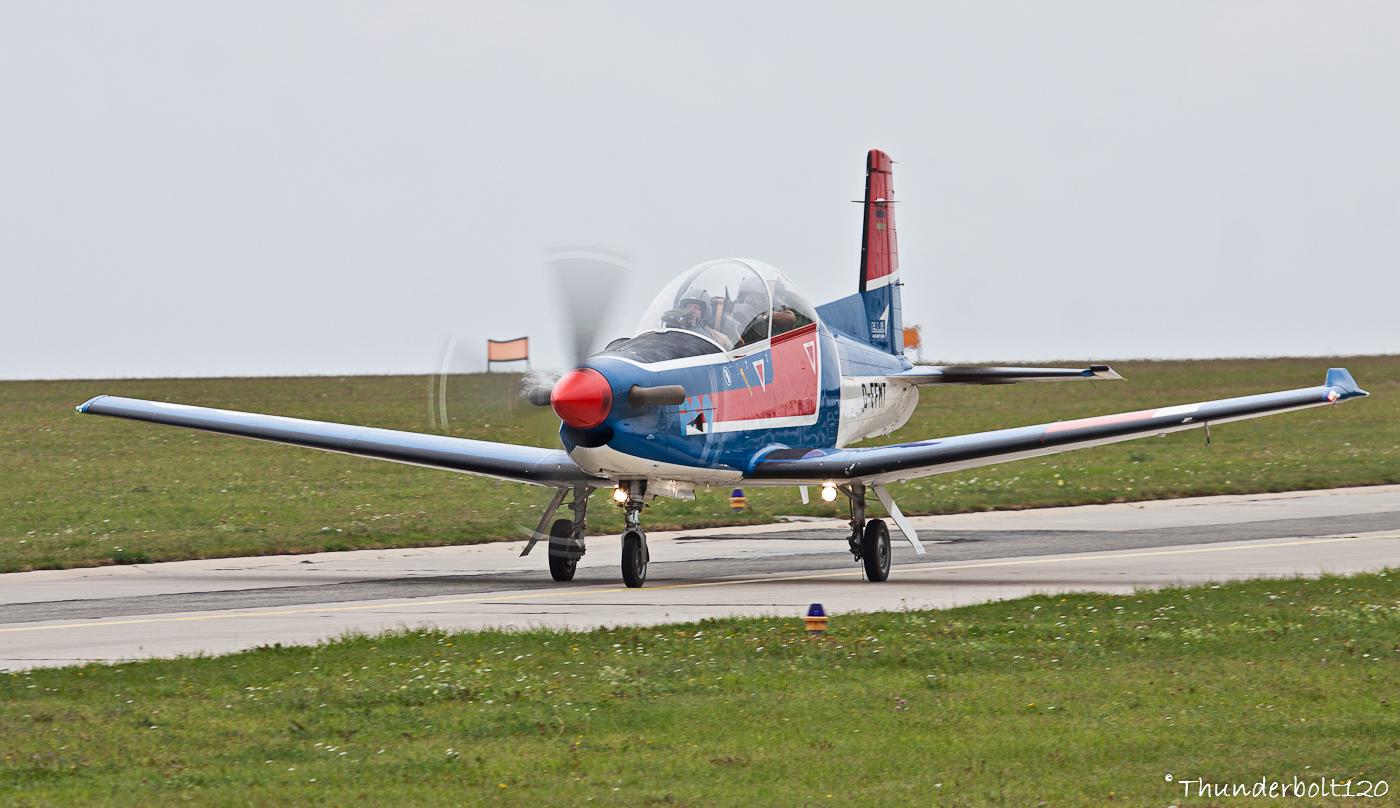 Pilatus PC9 D-FFMT
