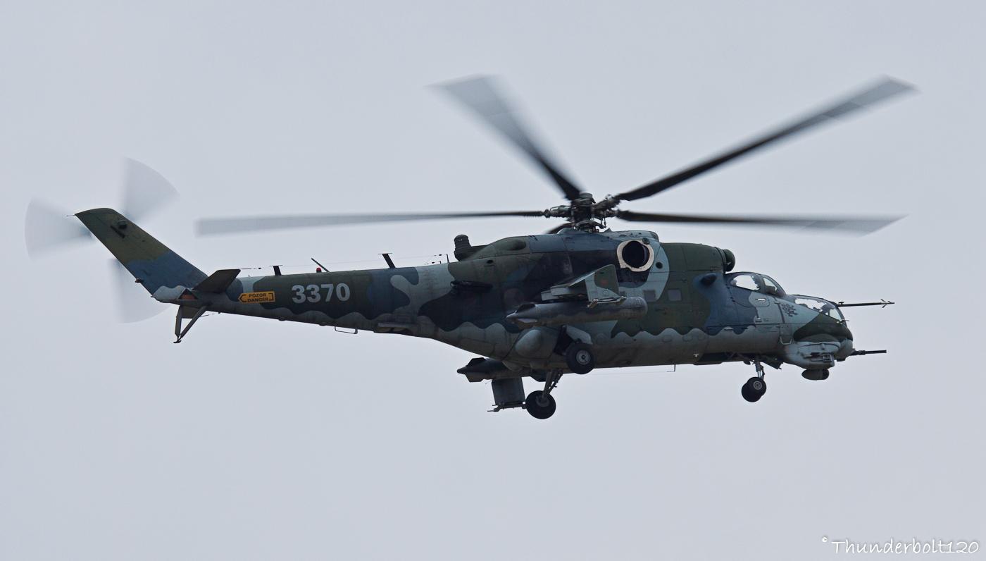 Mi-24V Hind 3370