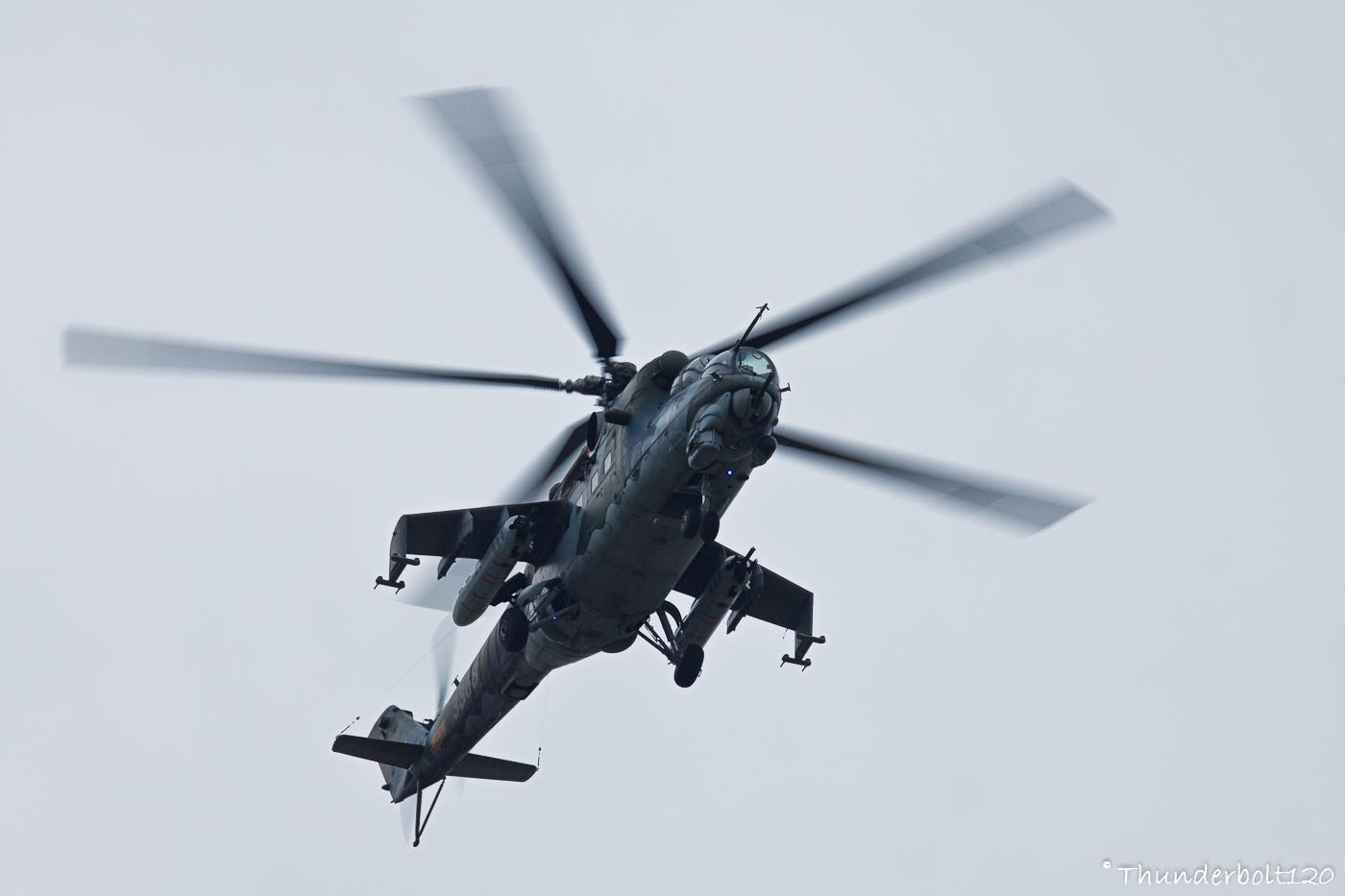 Mi-24V Hind 3368
