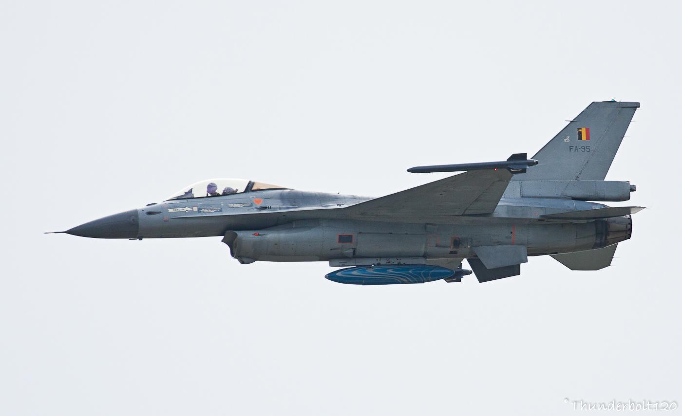 F-16AM Fighting Falcon FA-95