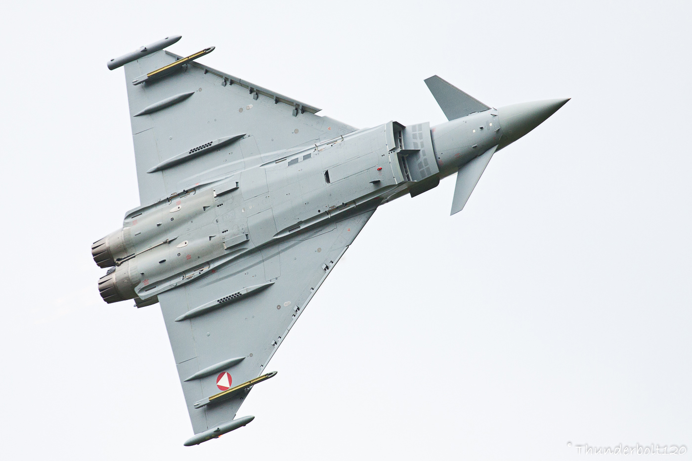 Eurofighter Typhoon 7L-WM