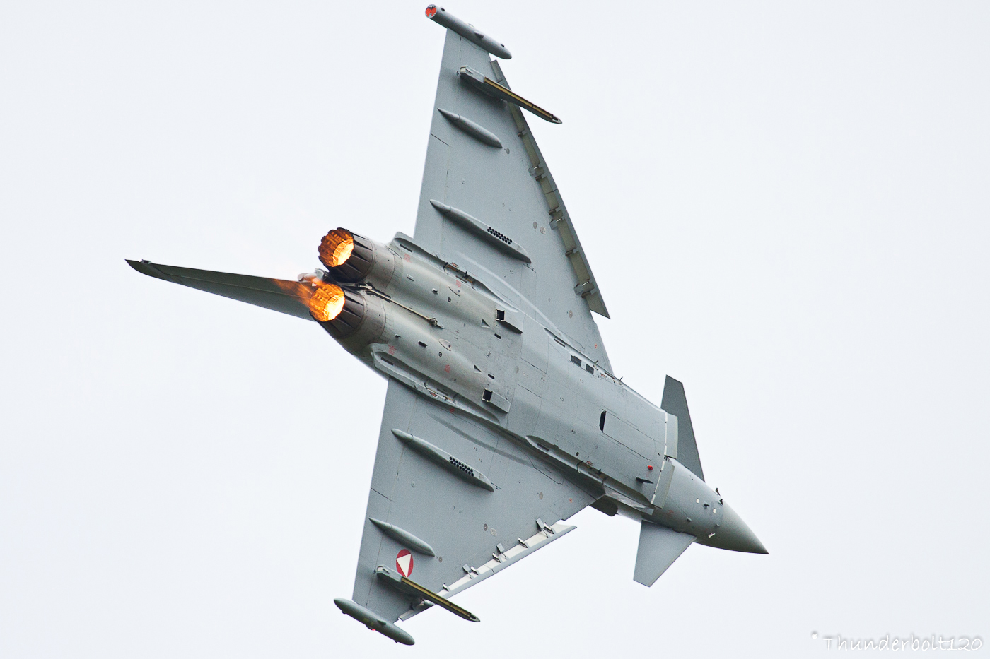 Eurofighter Typhoon 7L-WM
