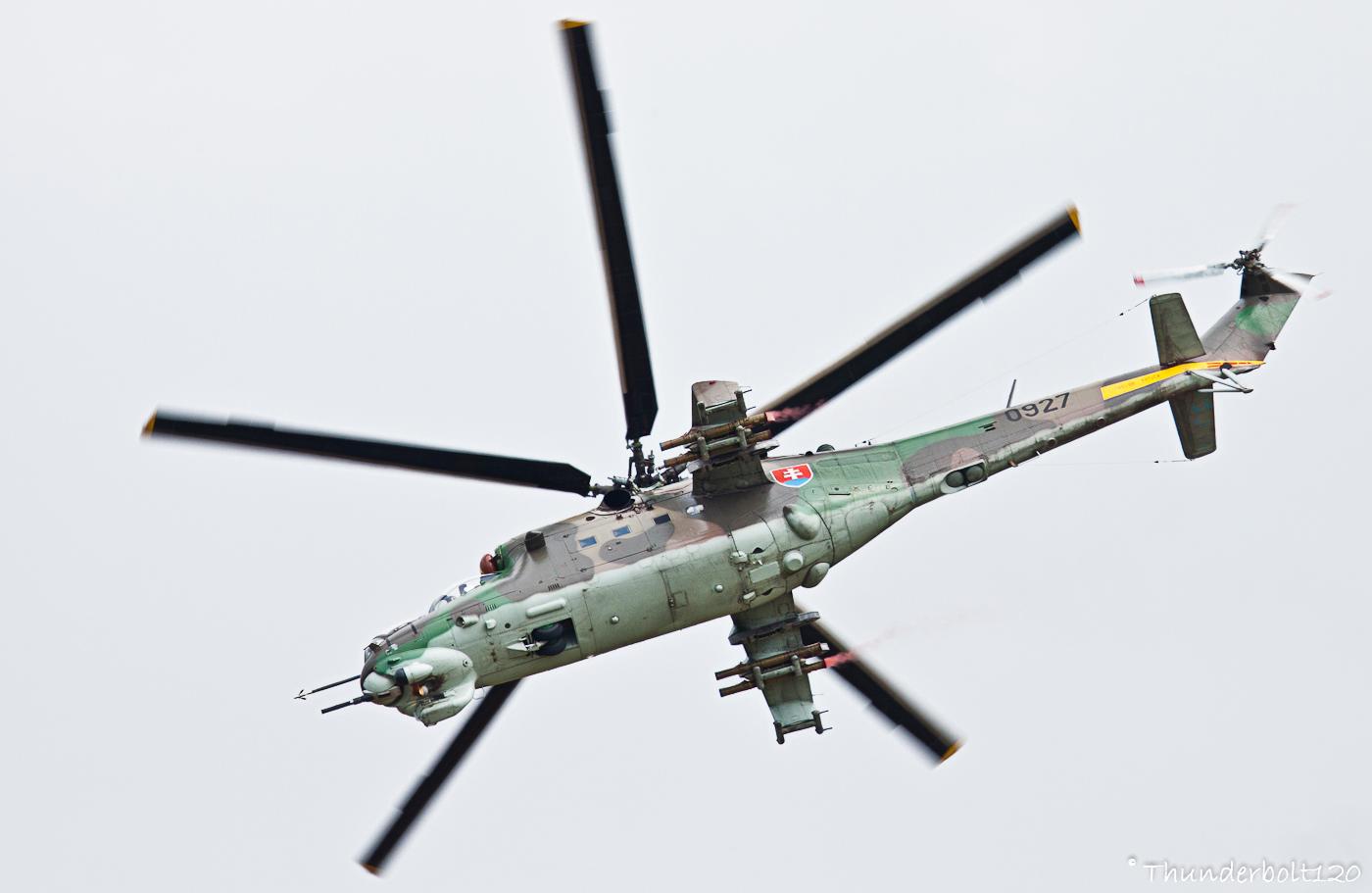 Mi-24V Hind 0927