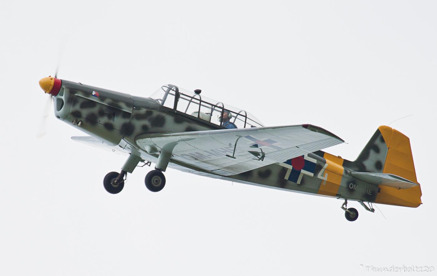 Zlin Z-226MS OM-MHE