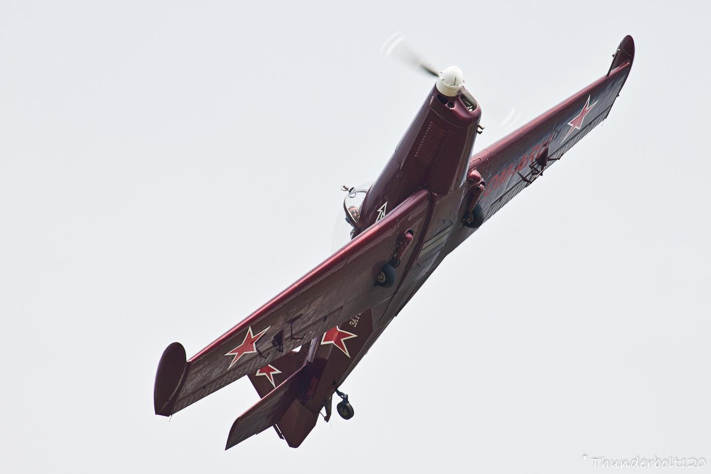 Zlin Z-526 AFS OM-ARU