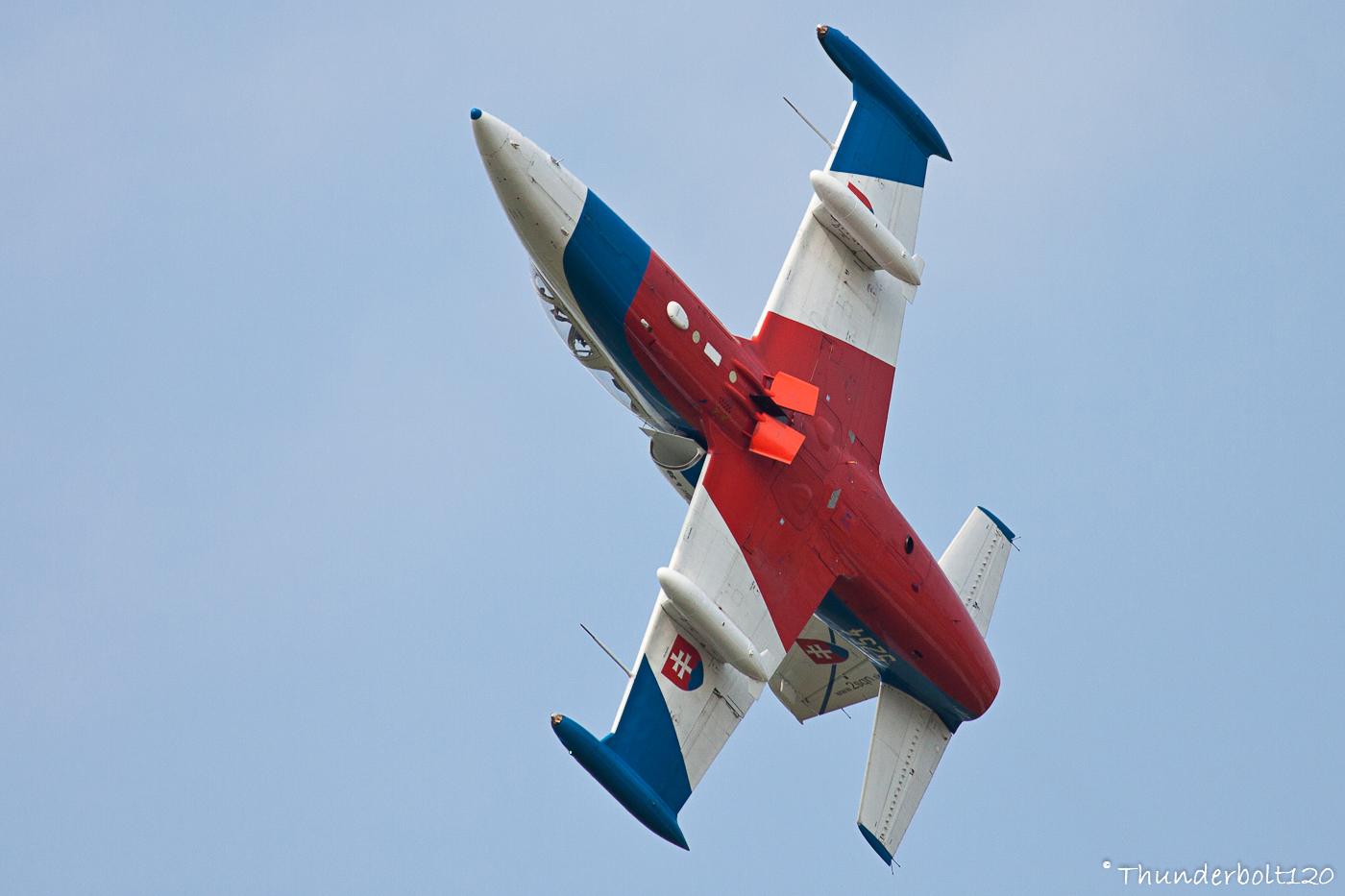 L-39CM Albatros 5254