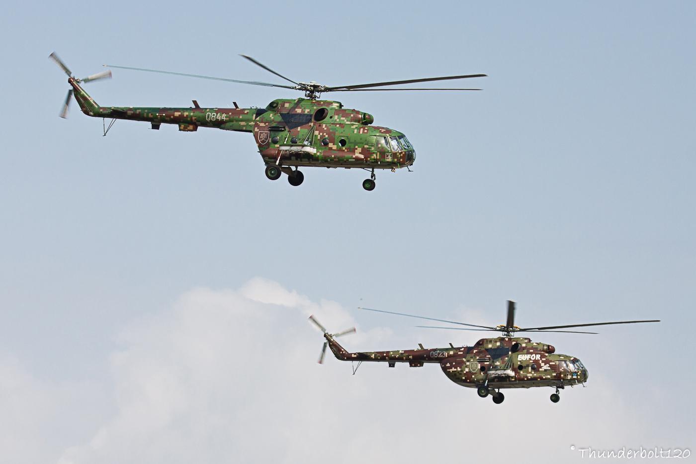 2x Mi-17