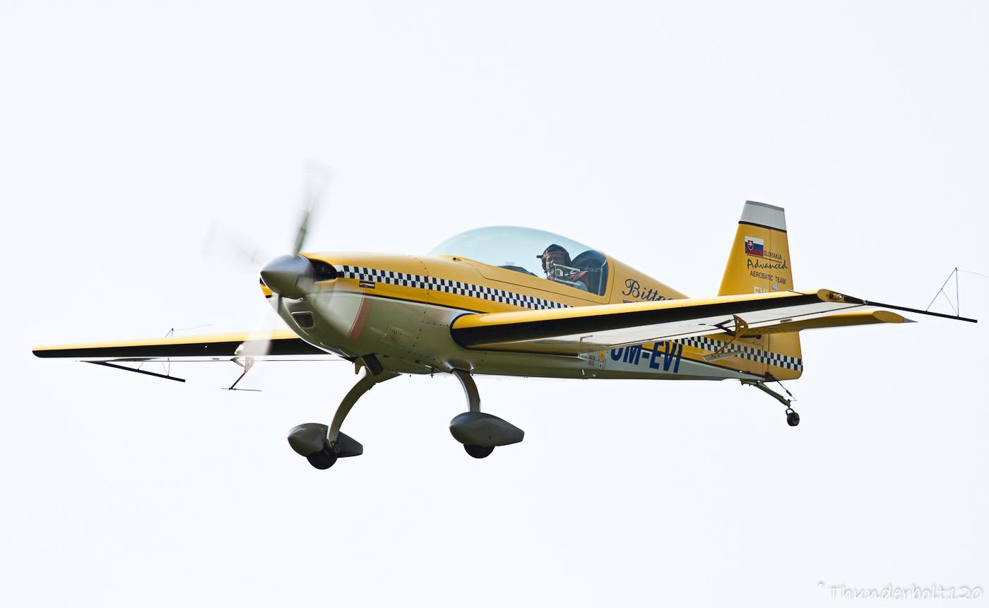 Extra 300L OM-EVI