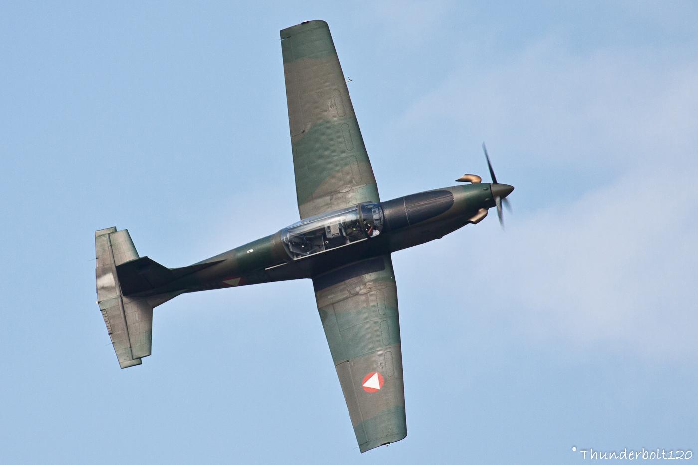 Pilatus PC-7 3H-FM