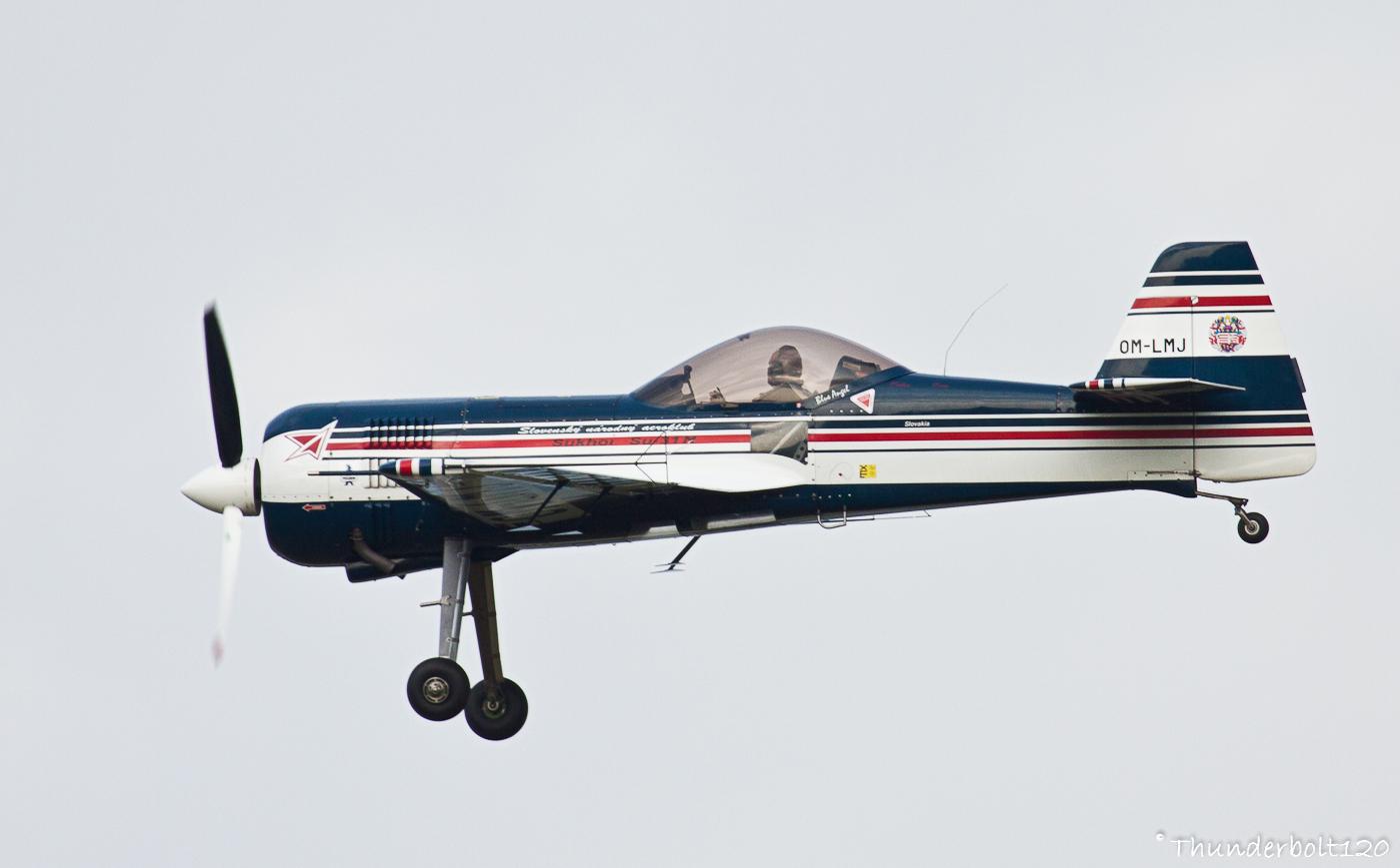 Su-31M OM-LMJ