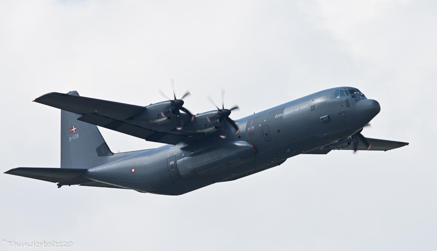 Lockheed C-130J Hercules B-538