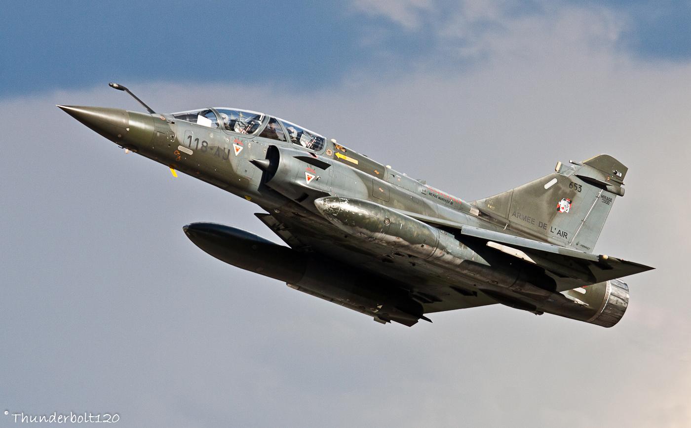 Dassault Mirage 2000D 118-AU