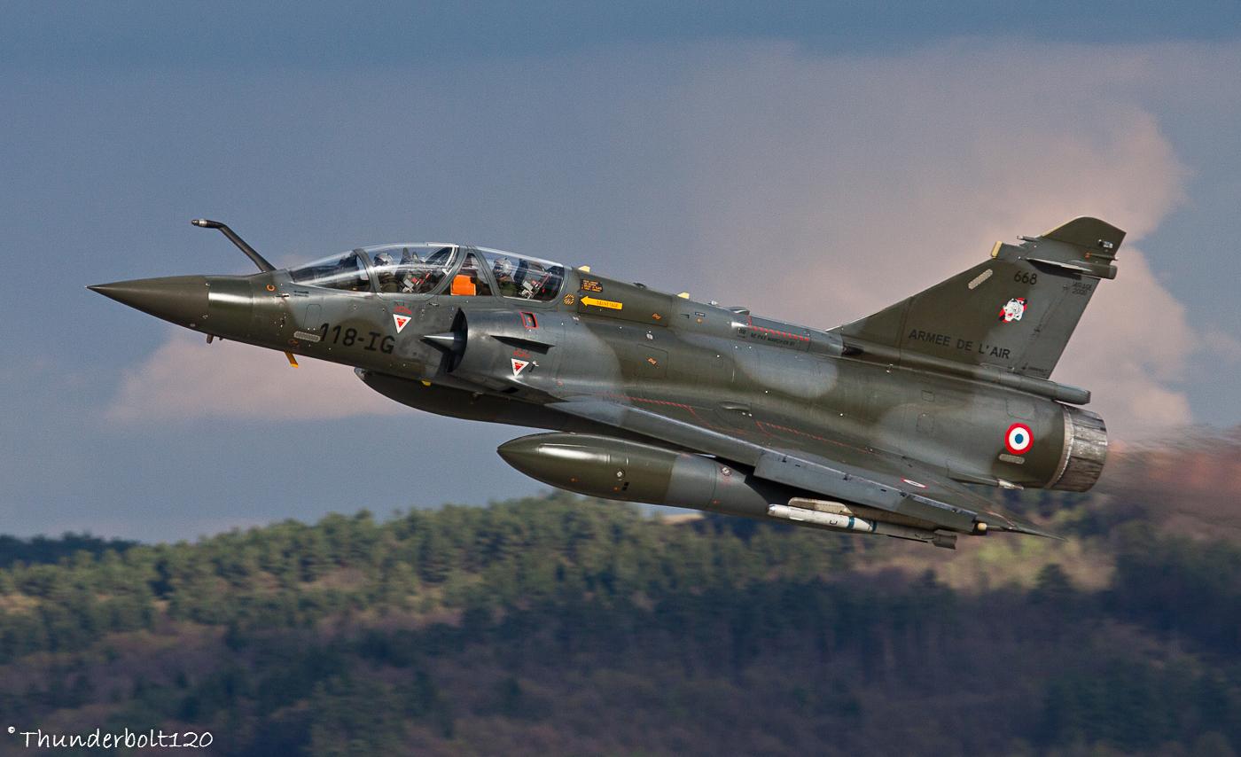 Dassault Mirage 2000D 118-IG