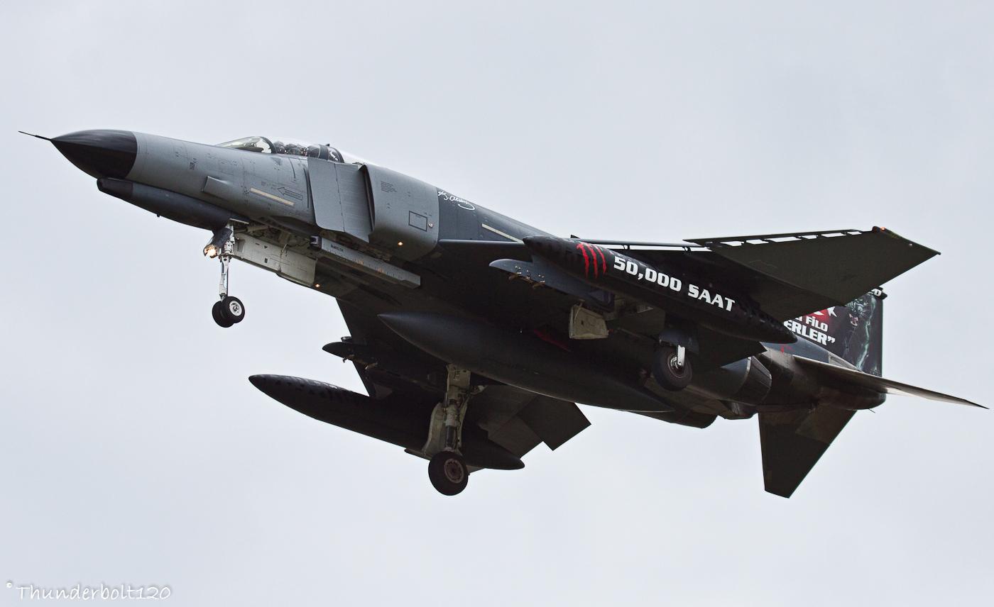McDonnell Douglas F-4E Phantom II 77-0285