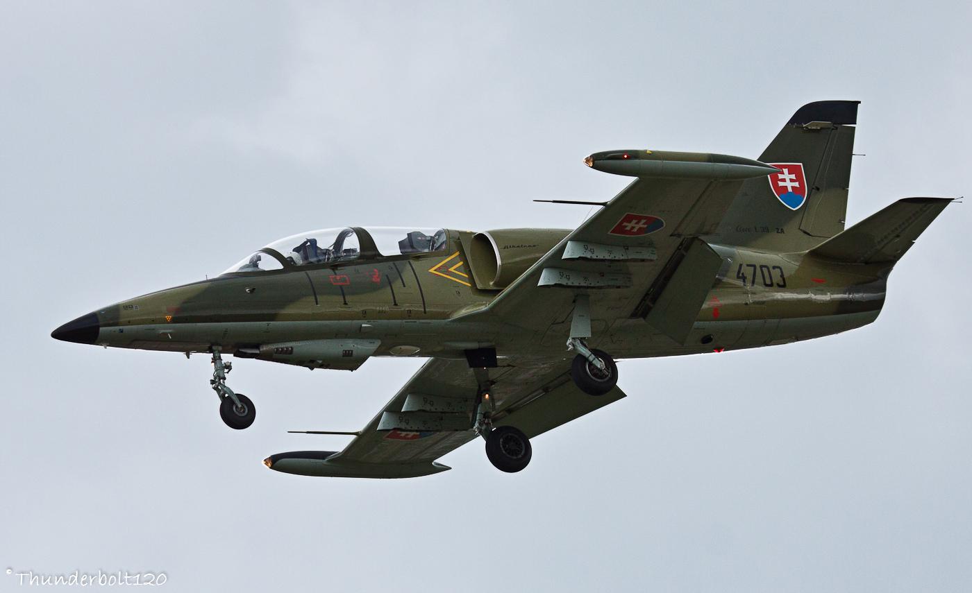 Aero L-39ZAM Albatros 4703