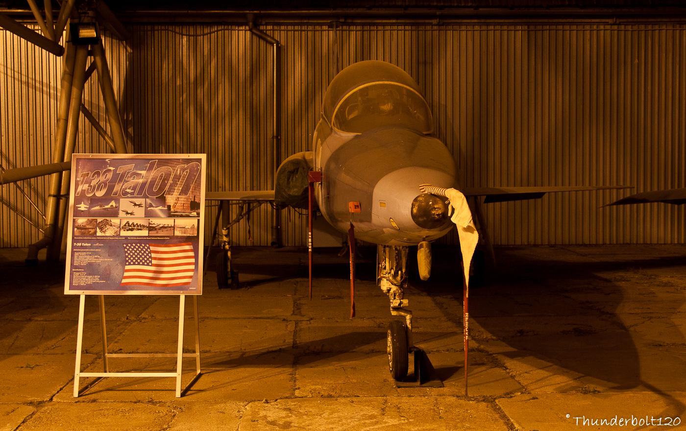 Northrop AT-38B Talon 65-10456