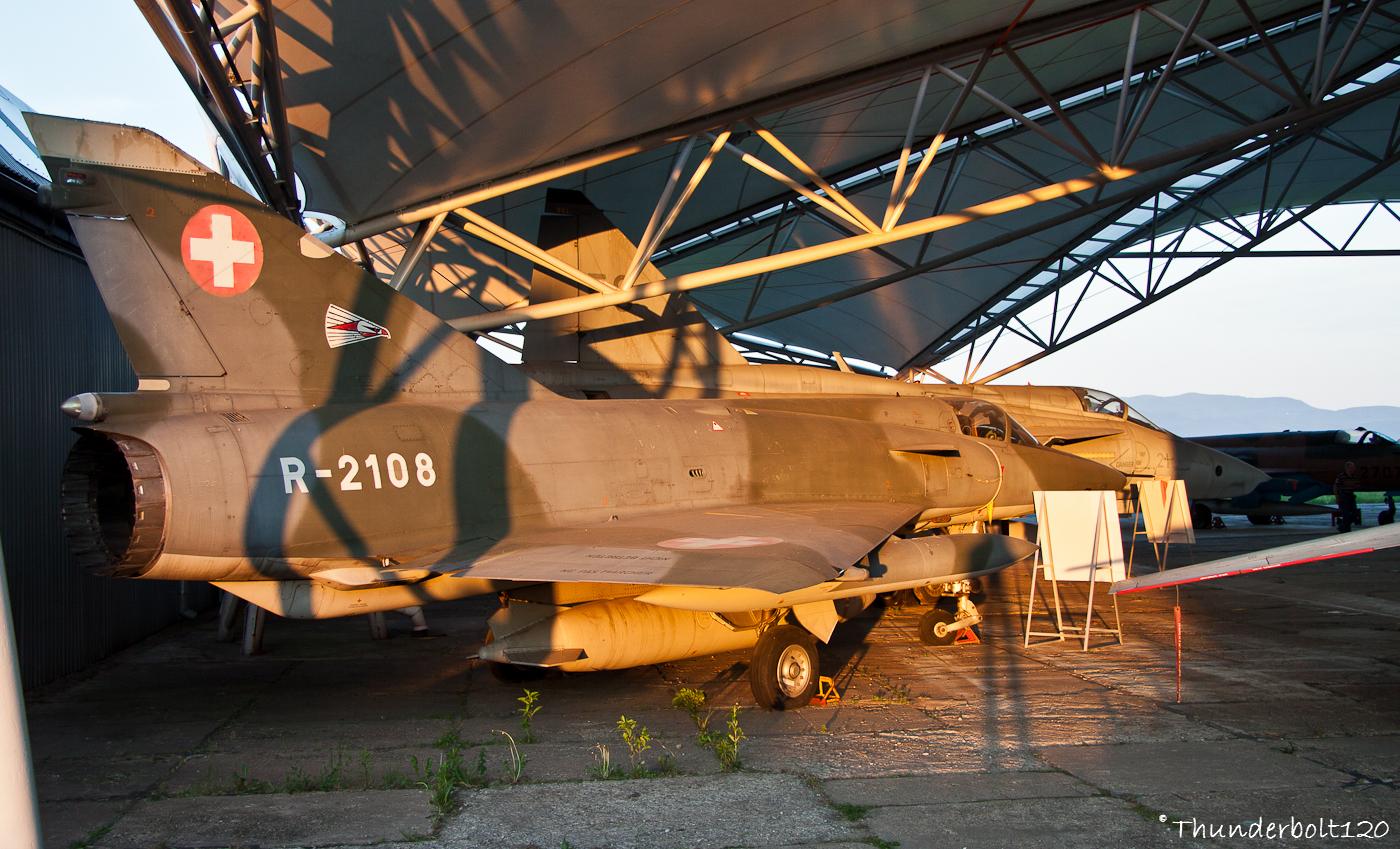 Dassault Mirage 3RS R-2108