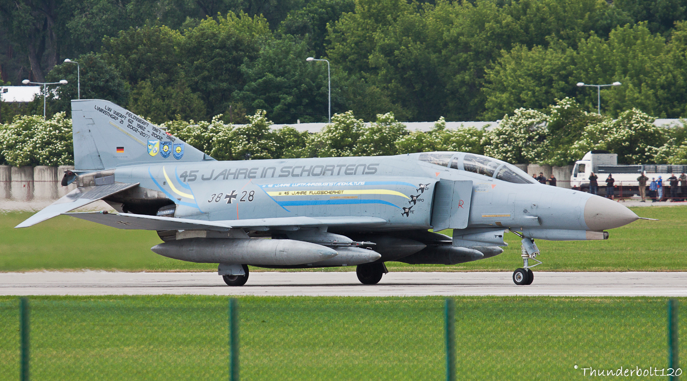 McDonnell Douglas F-4F Phantom II 38+28
