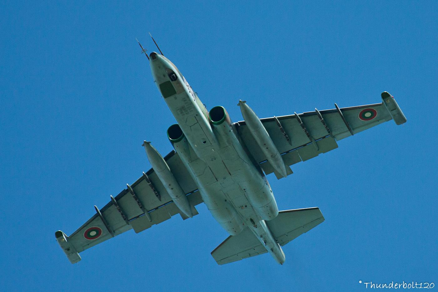 Su-25 UBK Frogfoot 095