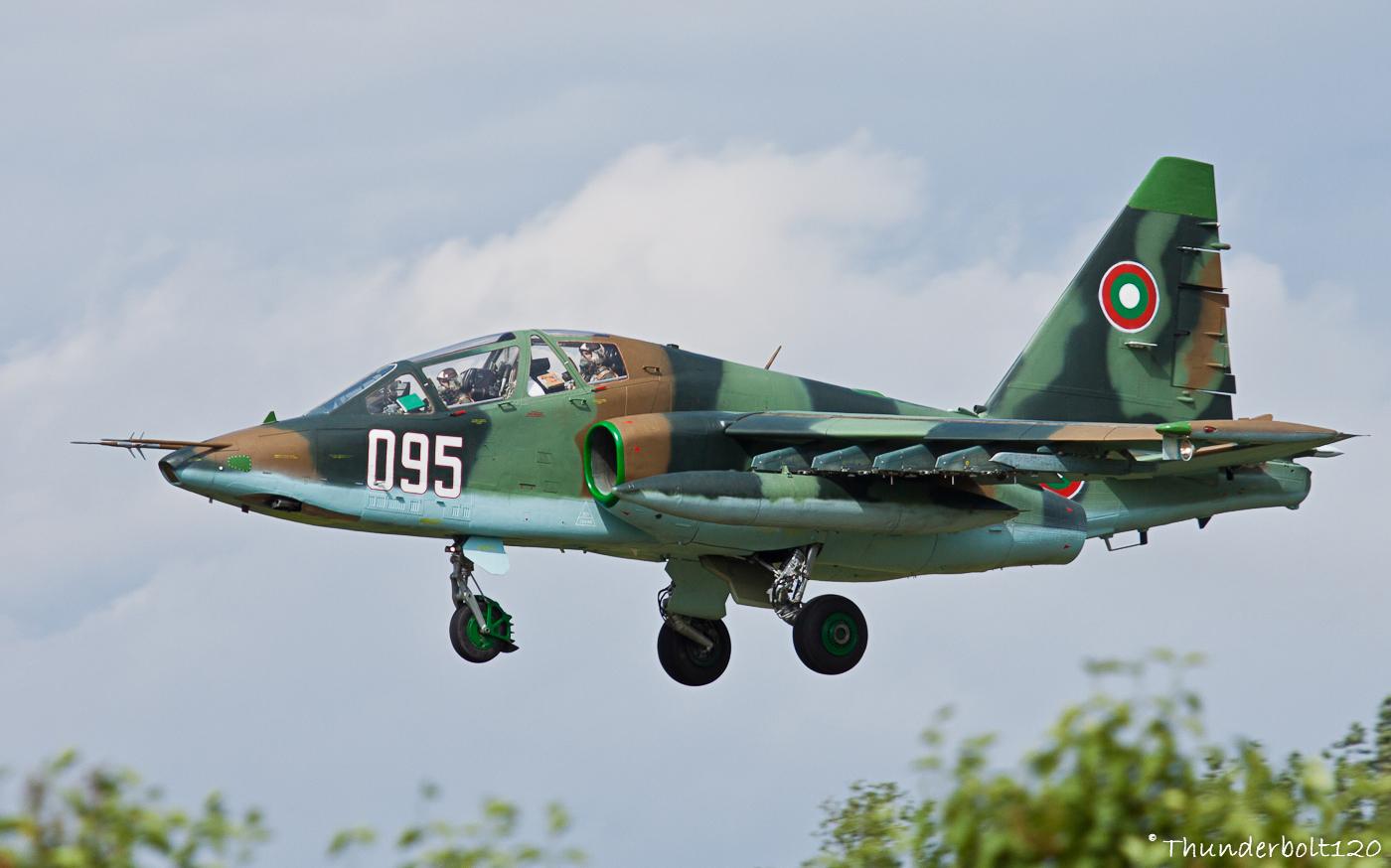 Su-25 UBK Frogfoot 095k