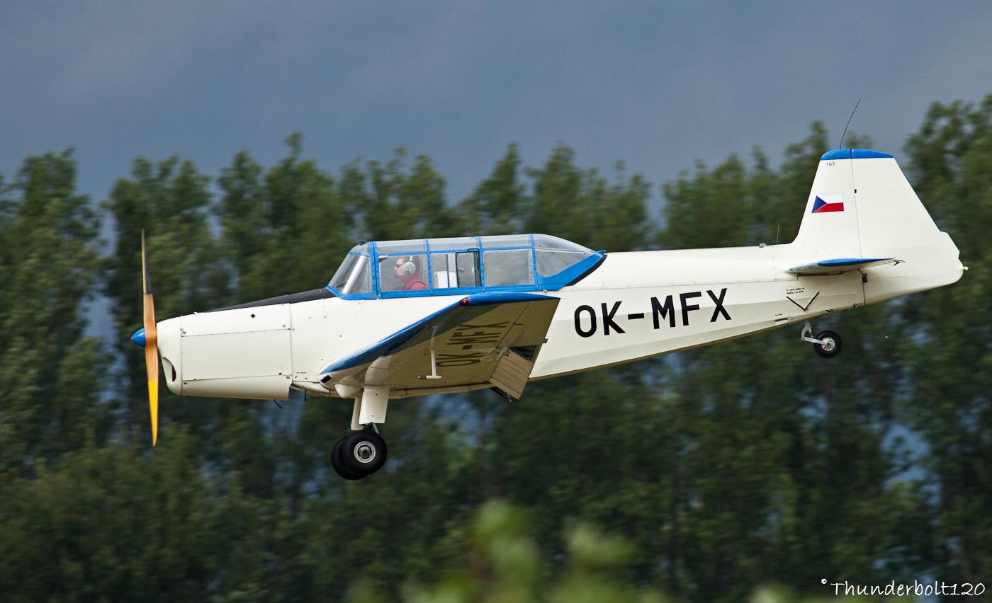 Zlin Z-126T OK-MFX