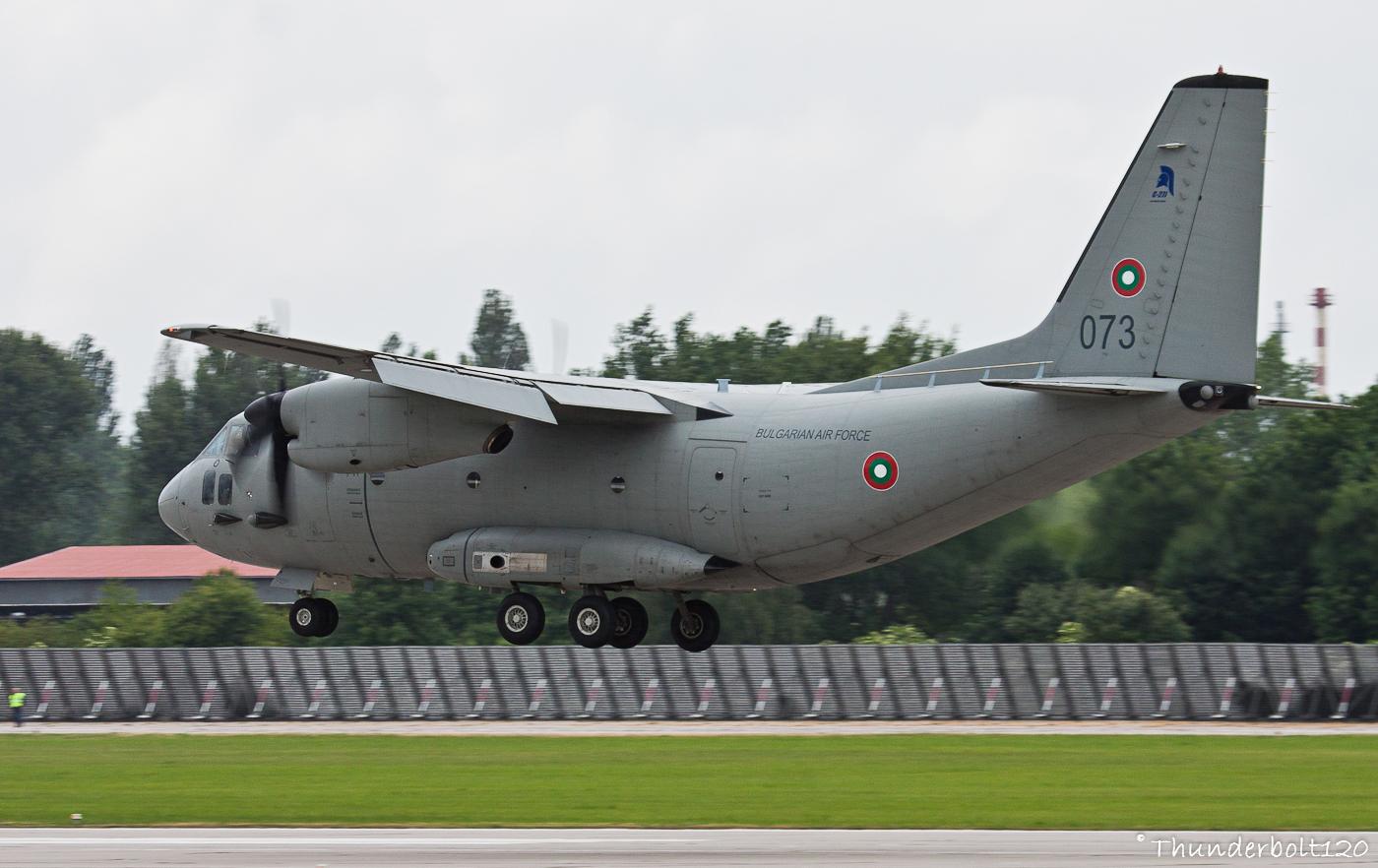 Alenia Aermacchi C-27J Spartan 073