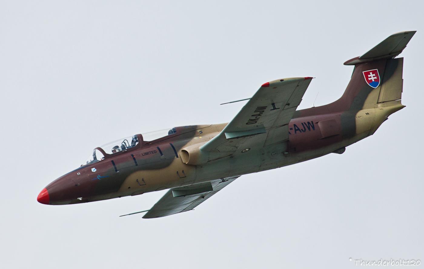 Aero L-29 Delfin OK-AJW