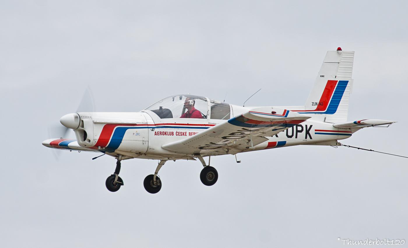 Zlin Z-142 OK-OPK