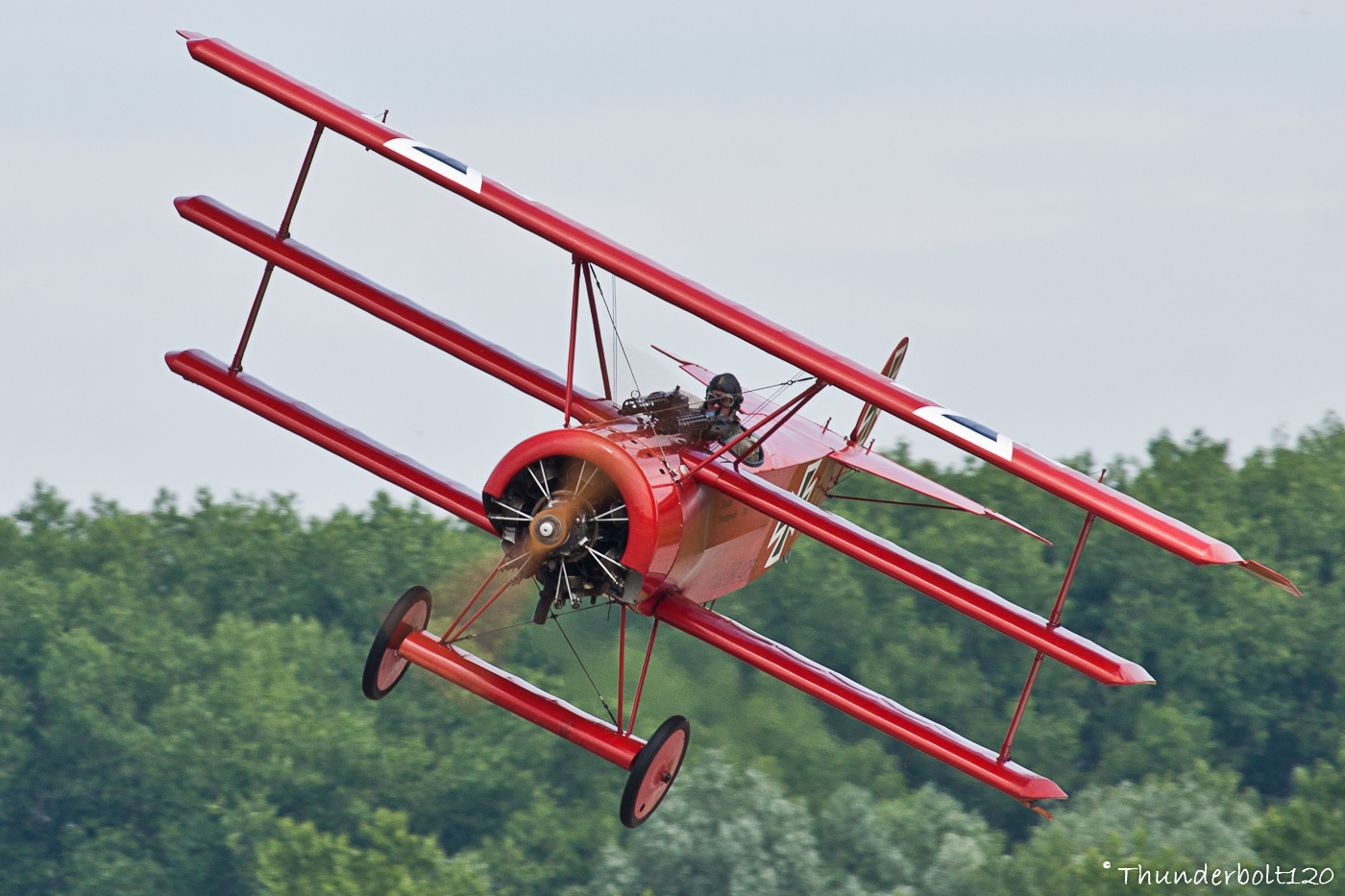 Fokker Dr.I D-EFJT