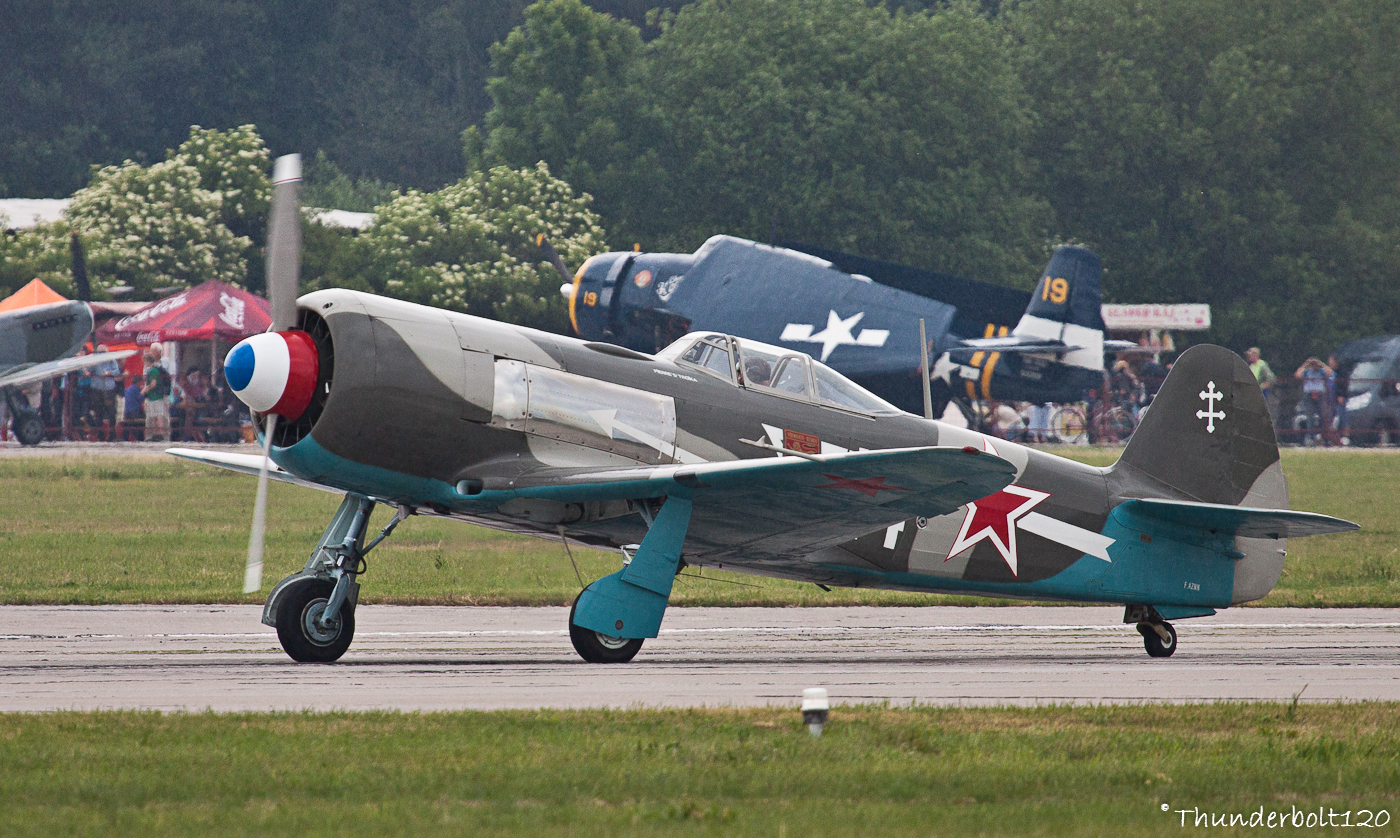 Yakovlev Yak-11 F-AZNN