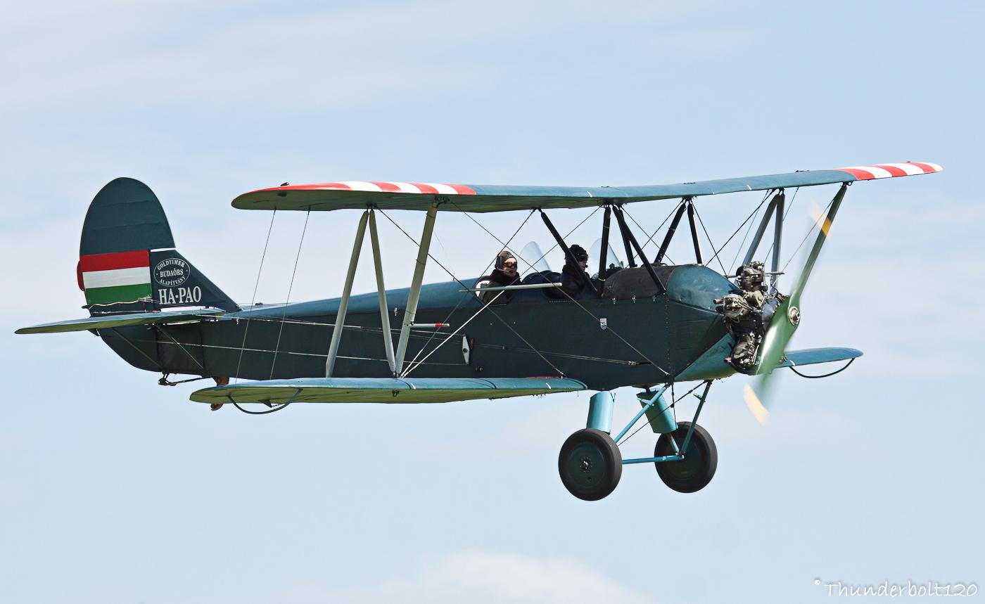 Polikarpov PO-2 HA-PAO