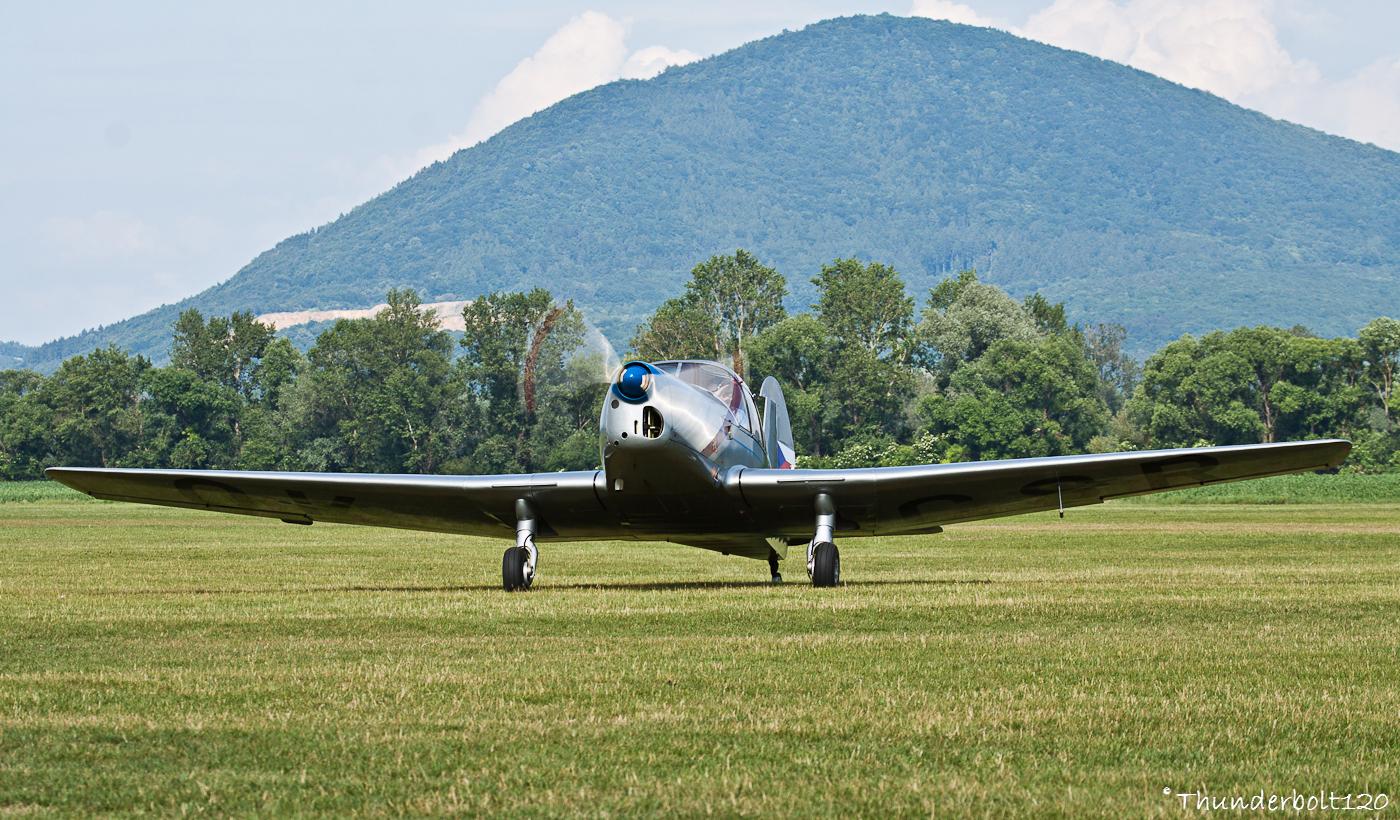 Benes-Mraz M-1C Sokol OK-CSR