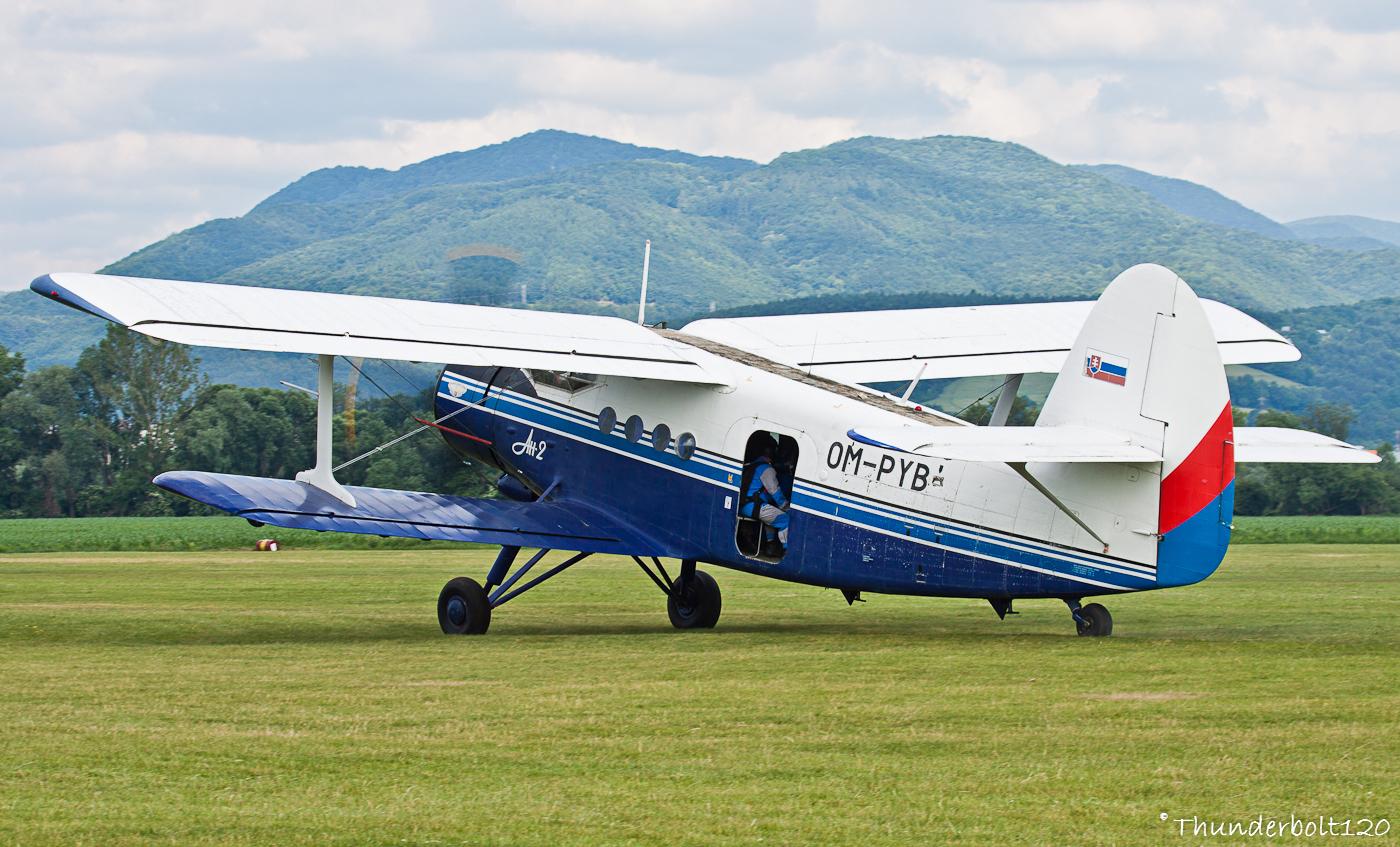 Antonov An-2 OM-PYB