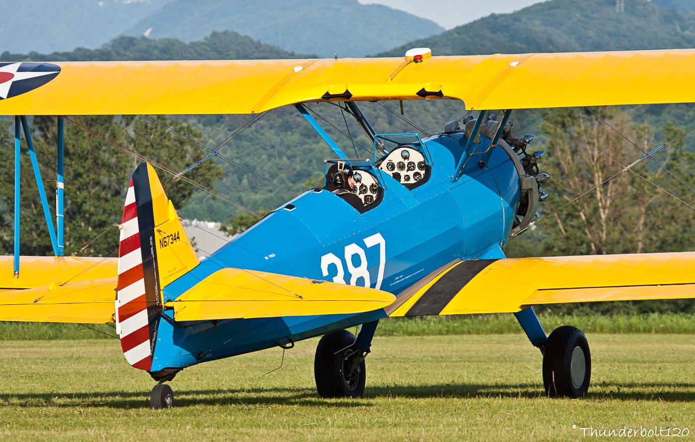 Boeing B-75N1 Stearman N67344