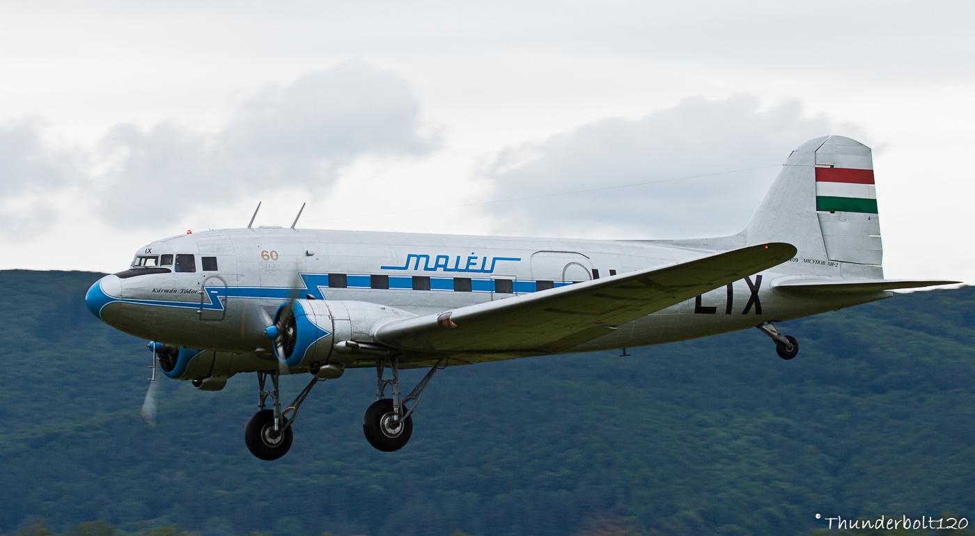 Lisunov Li-2T HA-LIX