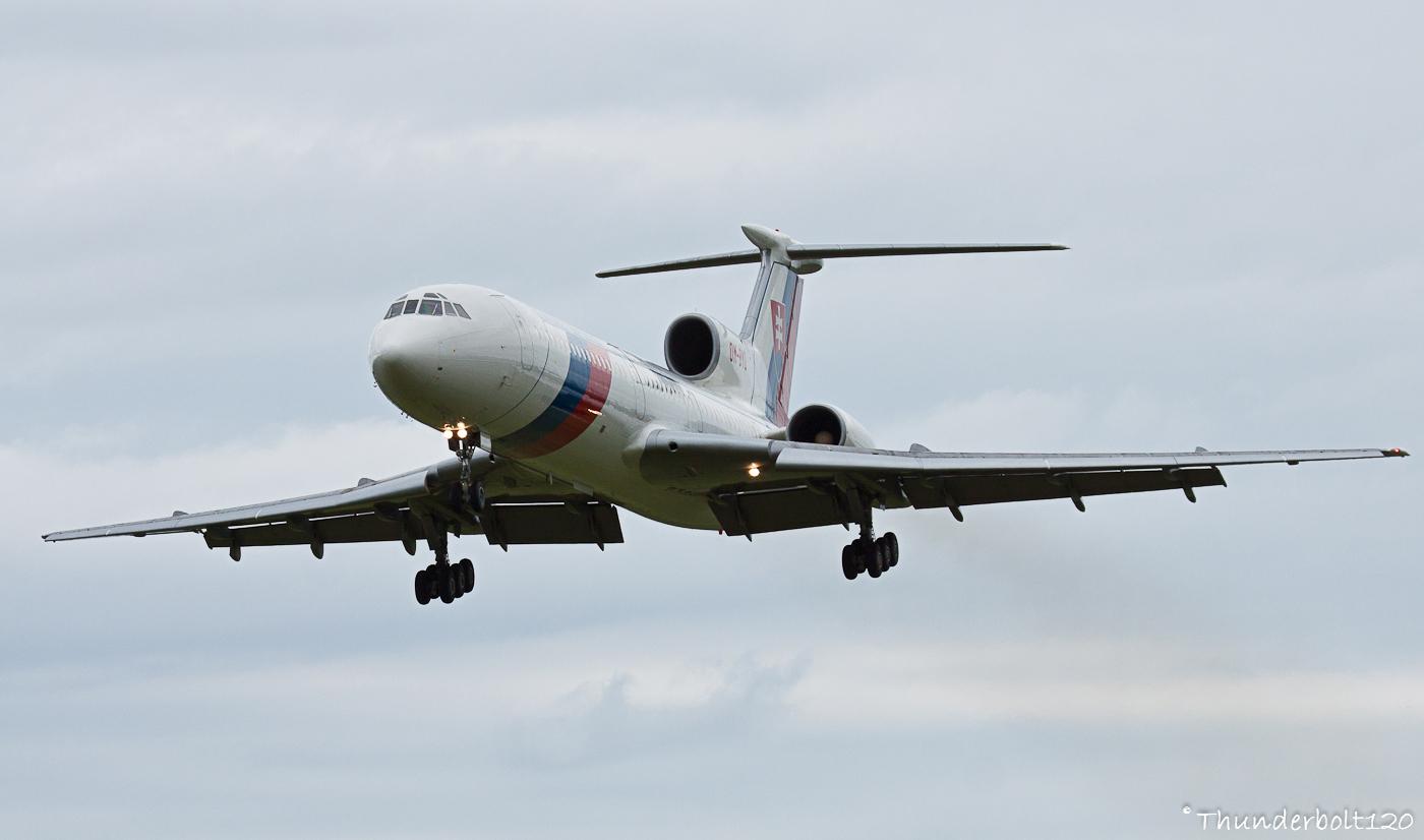 Tupolev Tu-154M OM-BYO