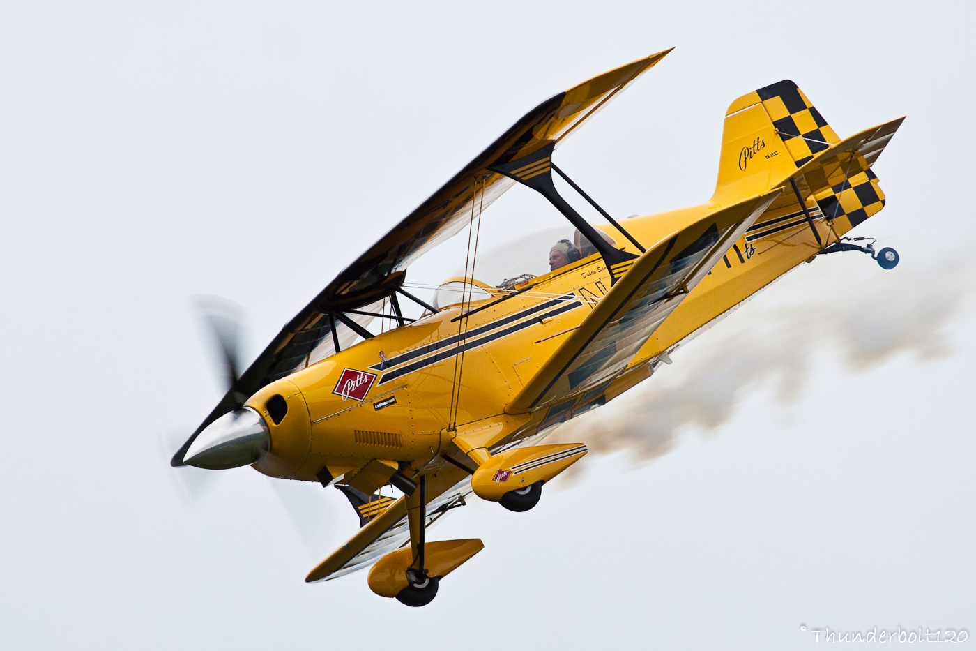 Pitts S-2C Special OM-PIT